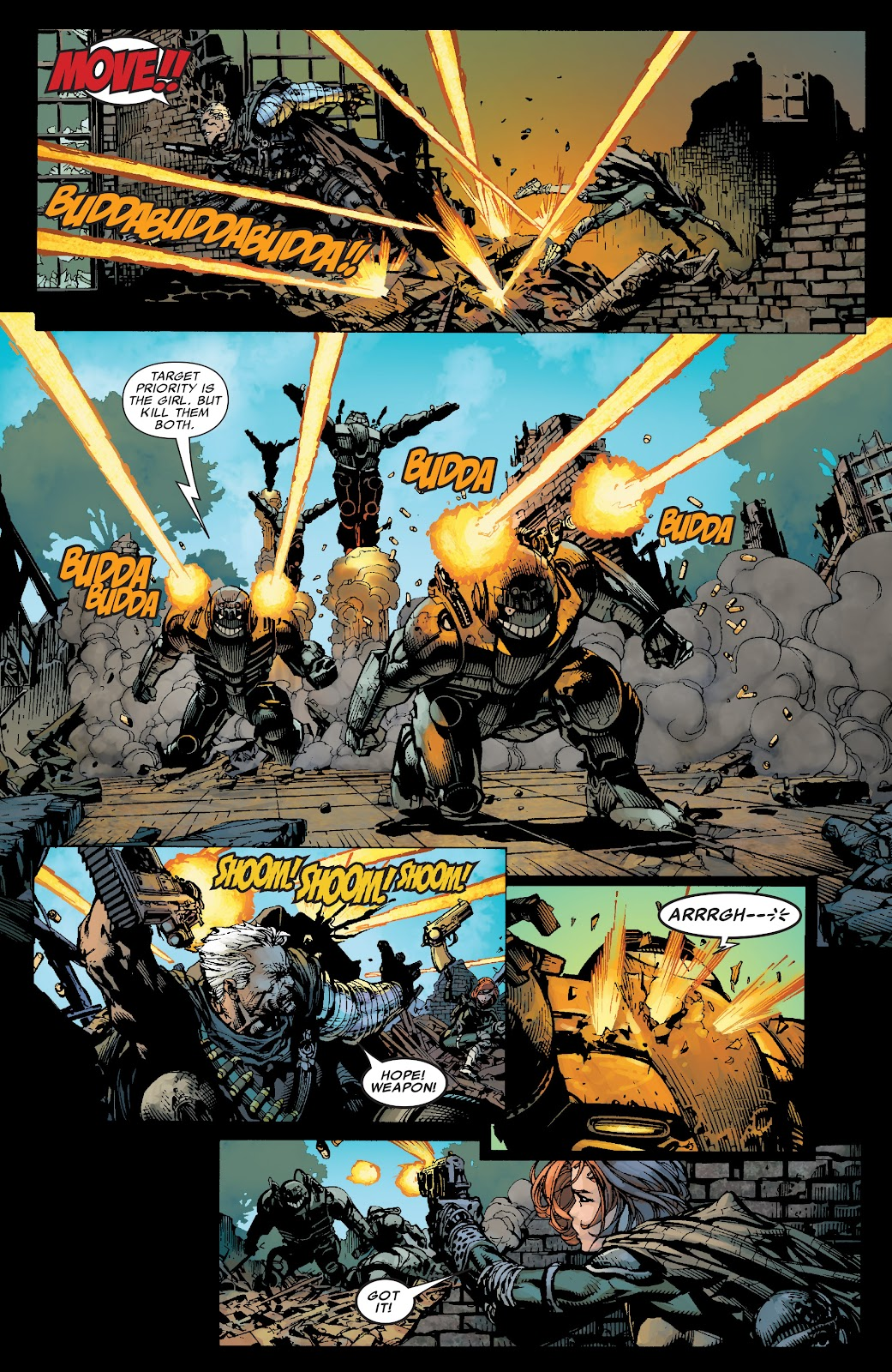 Read online X-Men: Second Coming comic -  Issue # _TPB (Part 1) - 26