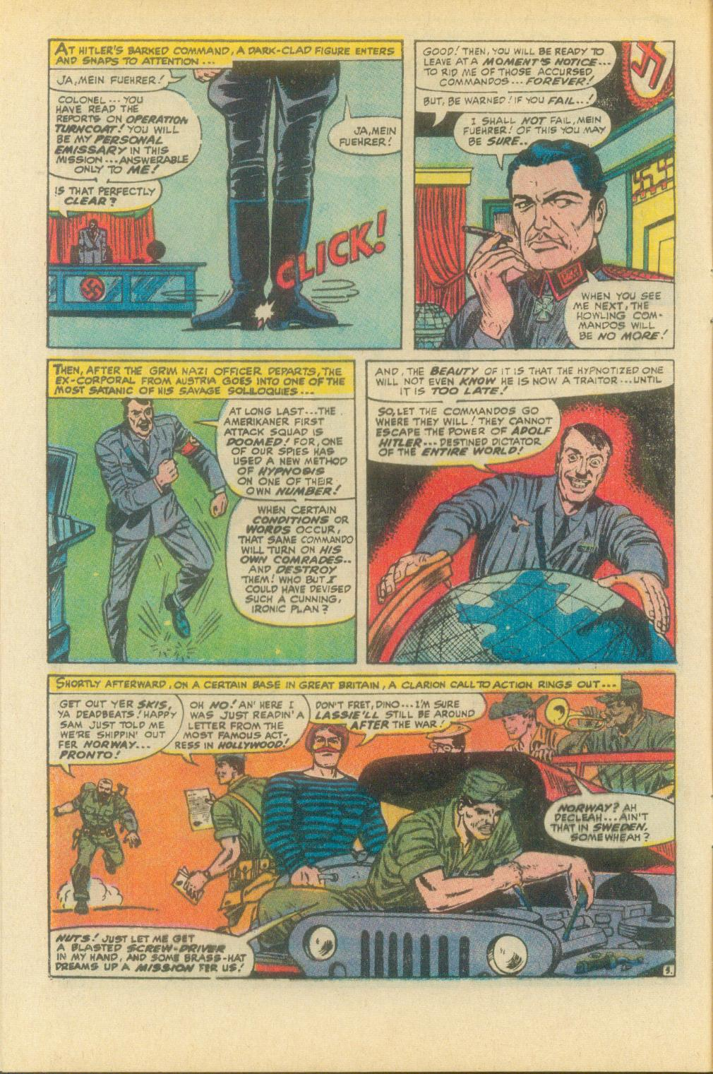 Read online Sgt. Fury comic -  Issue #93 - 8