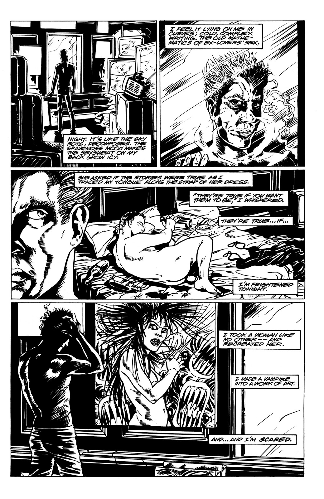 Read online Sugarvirus comic -  Issue # Full - 9