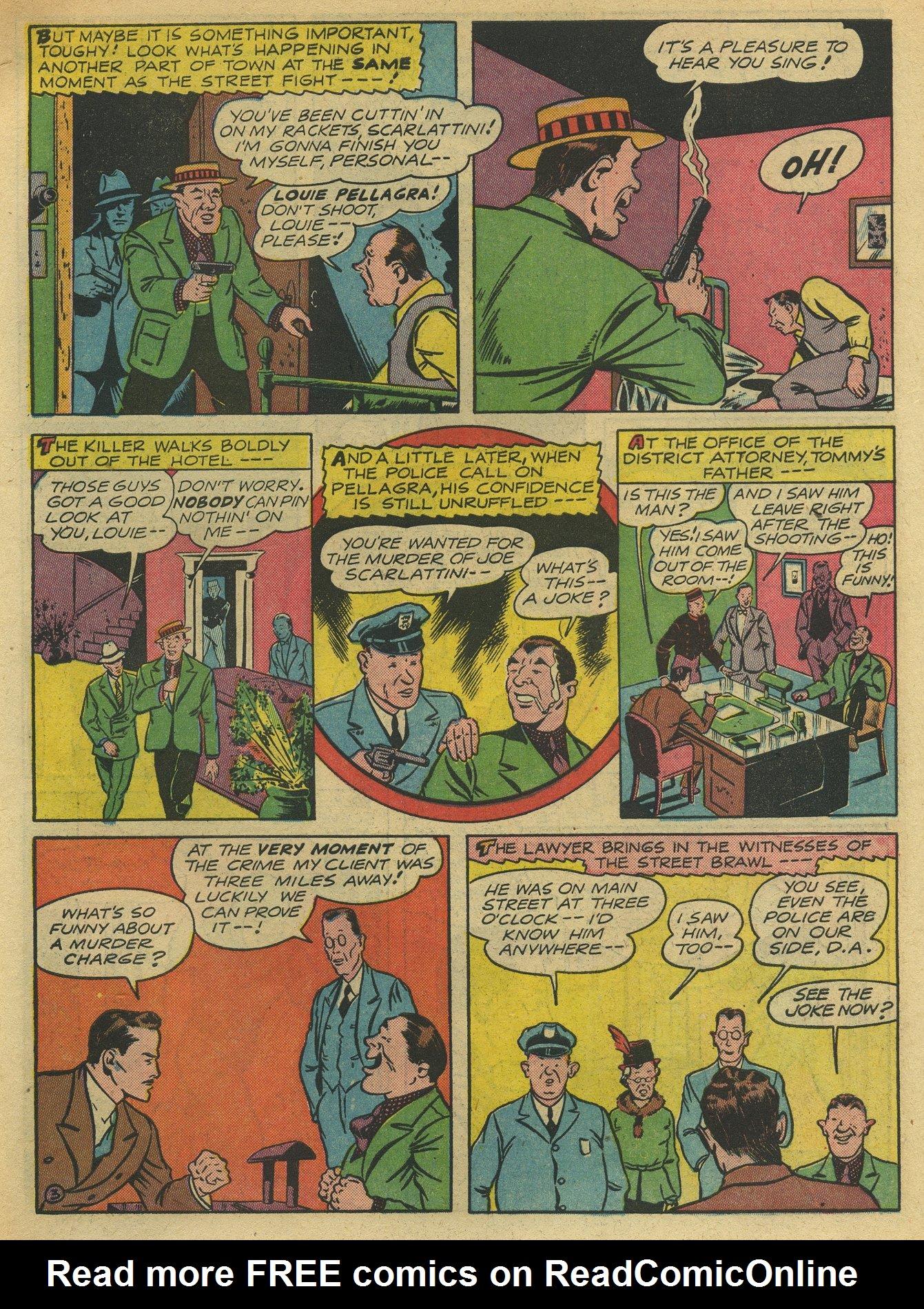 Read online Sensation (Mystery) Comics comic -  Issue #10 - 51