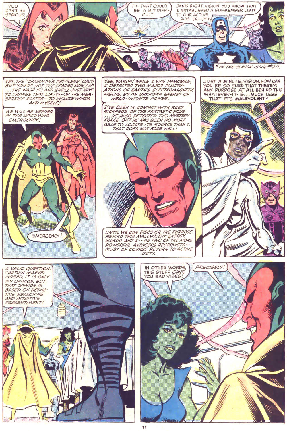 The Avengers (1963) 242 Page 11