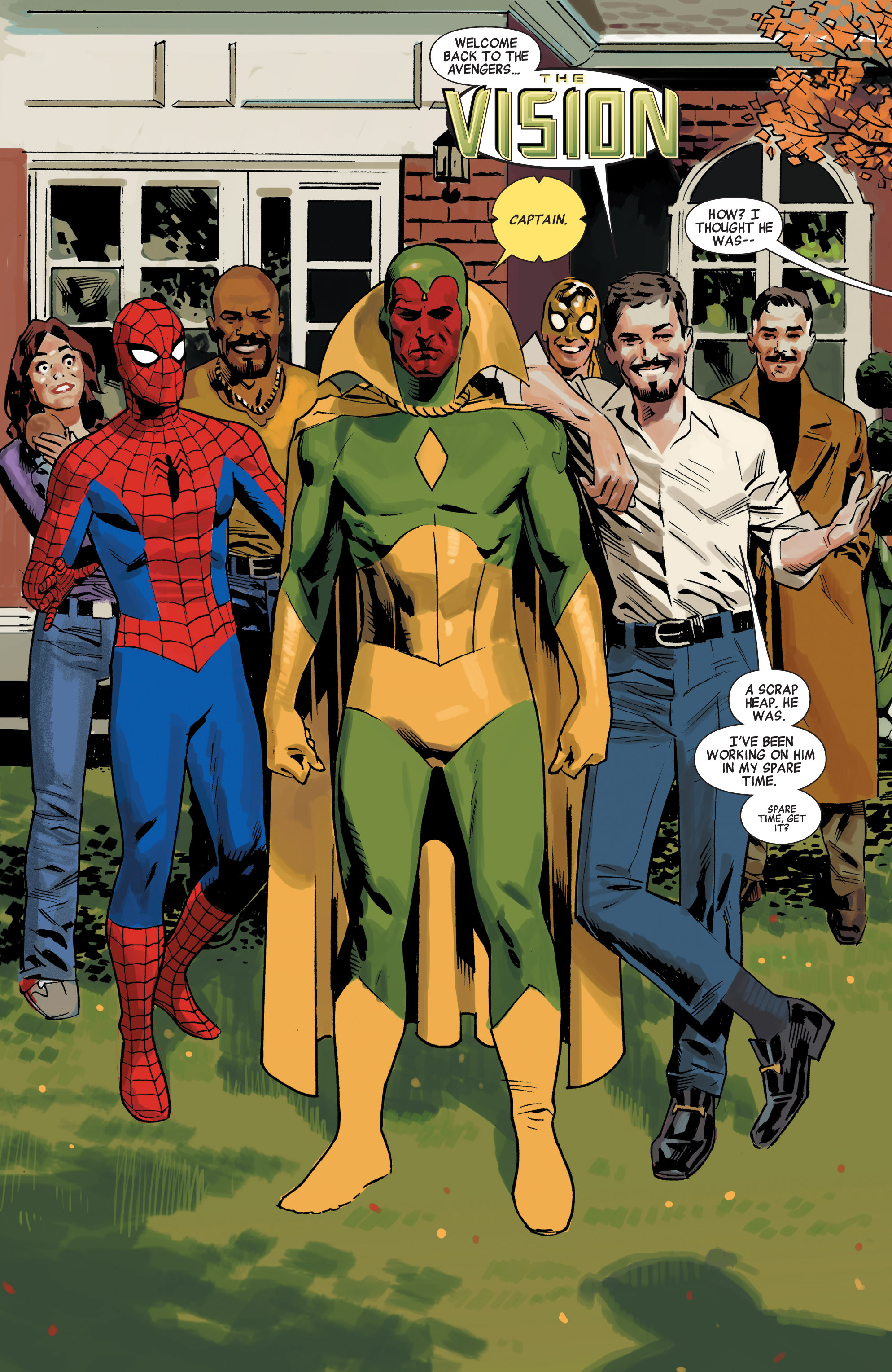 Read online Avengers (2010) comic -  Issue #19 - 15
