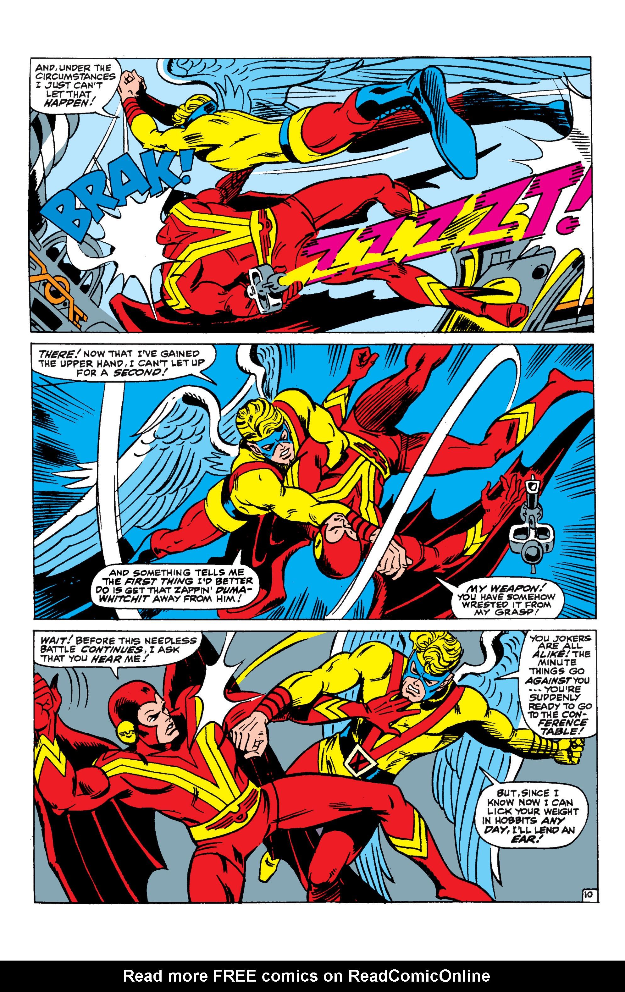 Read online Uncanny X-Men (1963) comic -  Issue #44 - 11