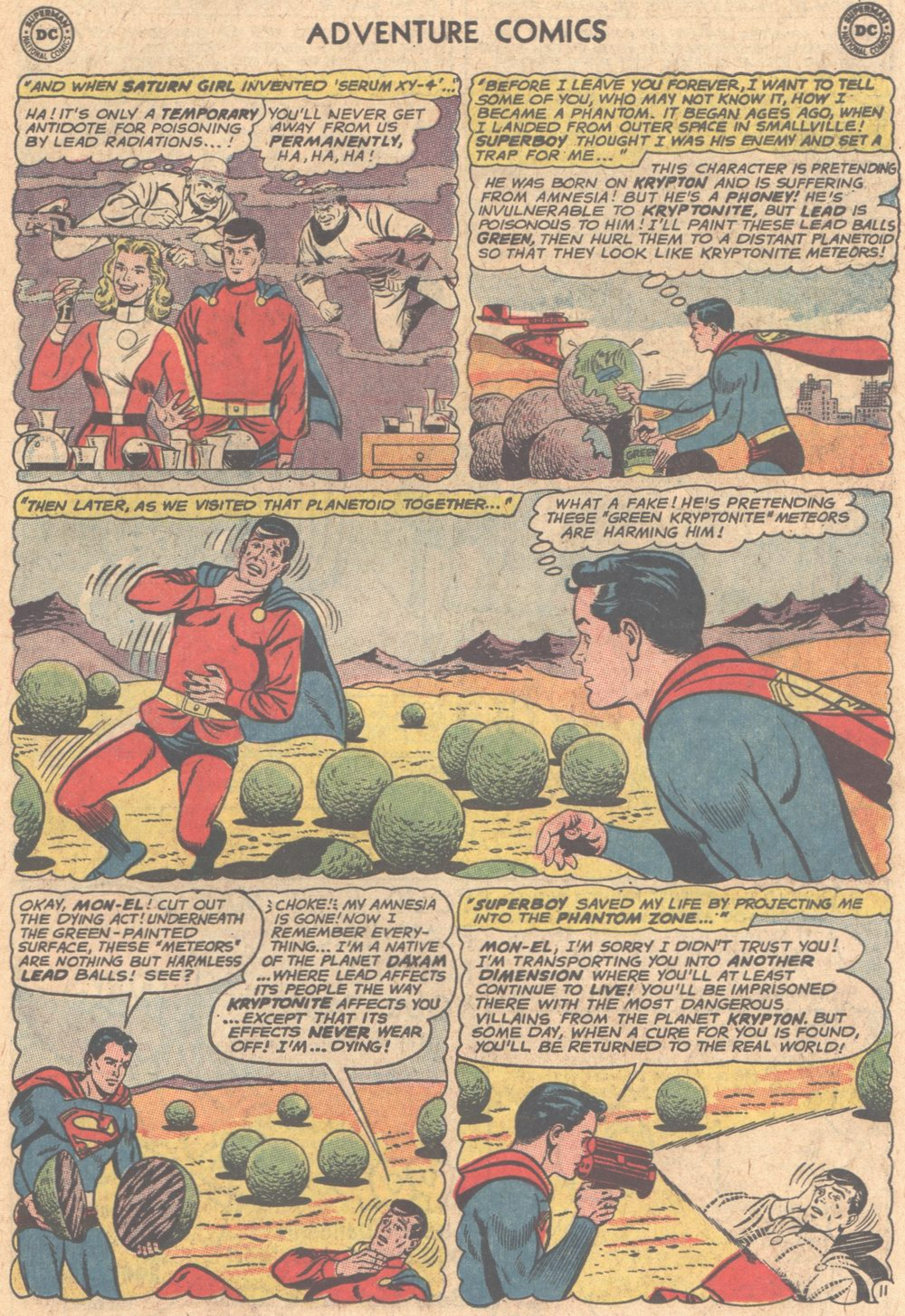Read online Adventure Comics (1938) comic -  Issue #305 - 27