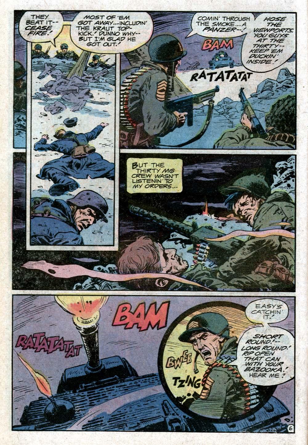 Read online Sgt. Rock comic -  Issue #352 - 9
