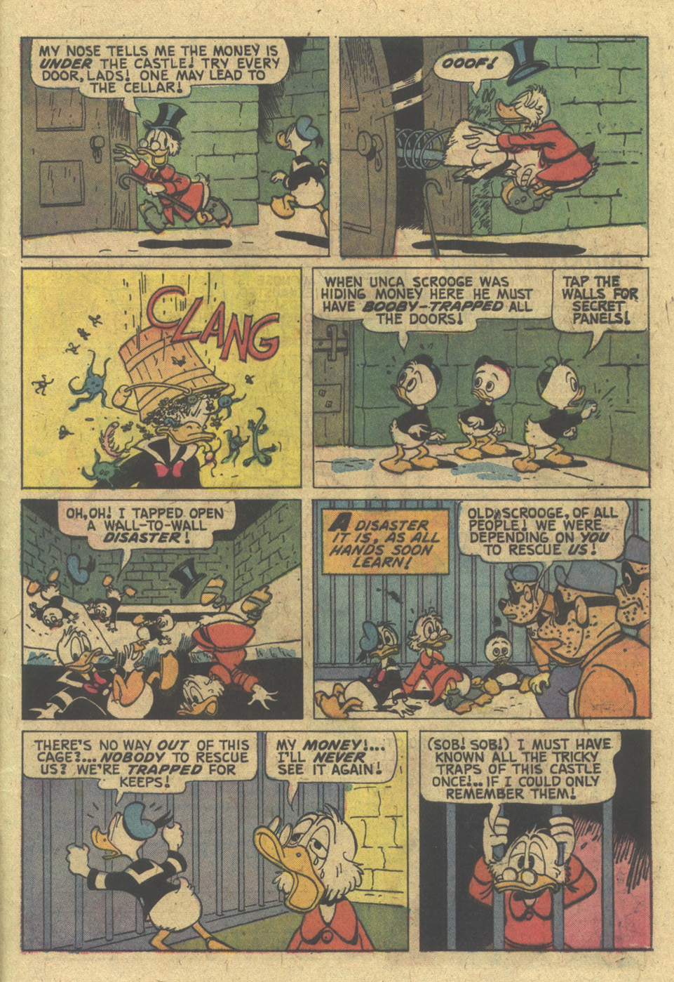Read online Uncle Scrooge (1953) comic -  Issue #129 - 29