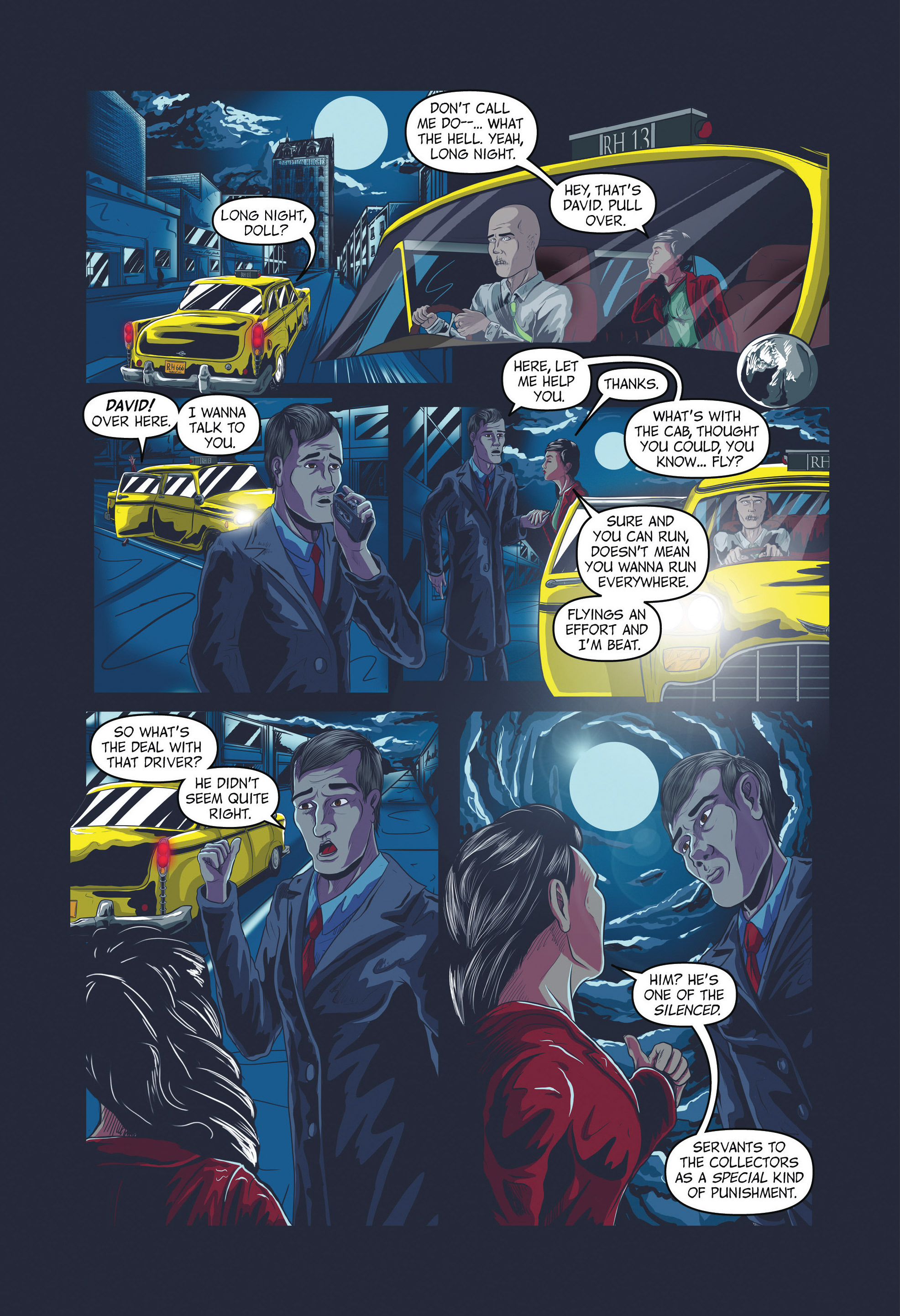 Read online Redemption Heights comic -  Issue # Full - 49
