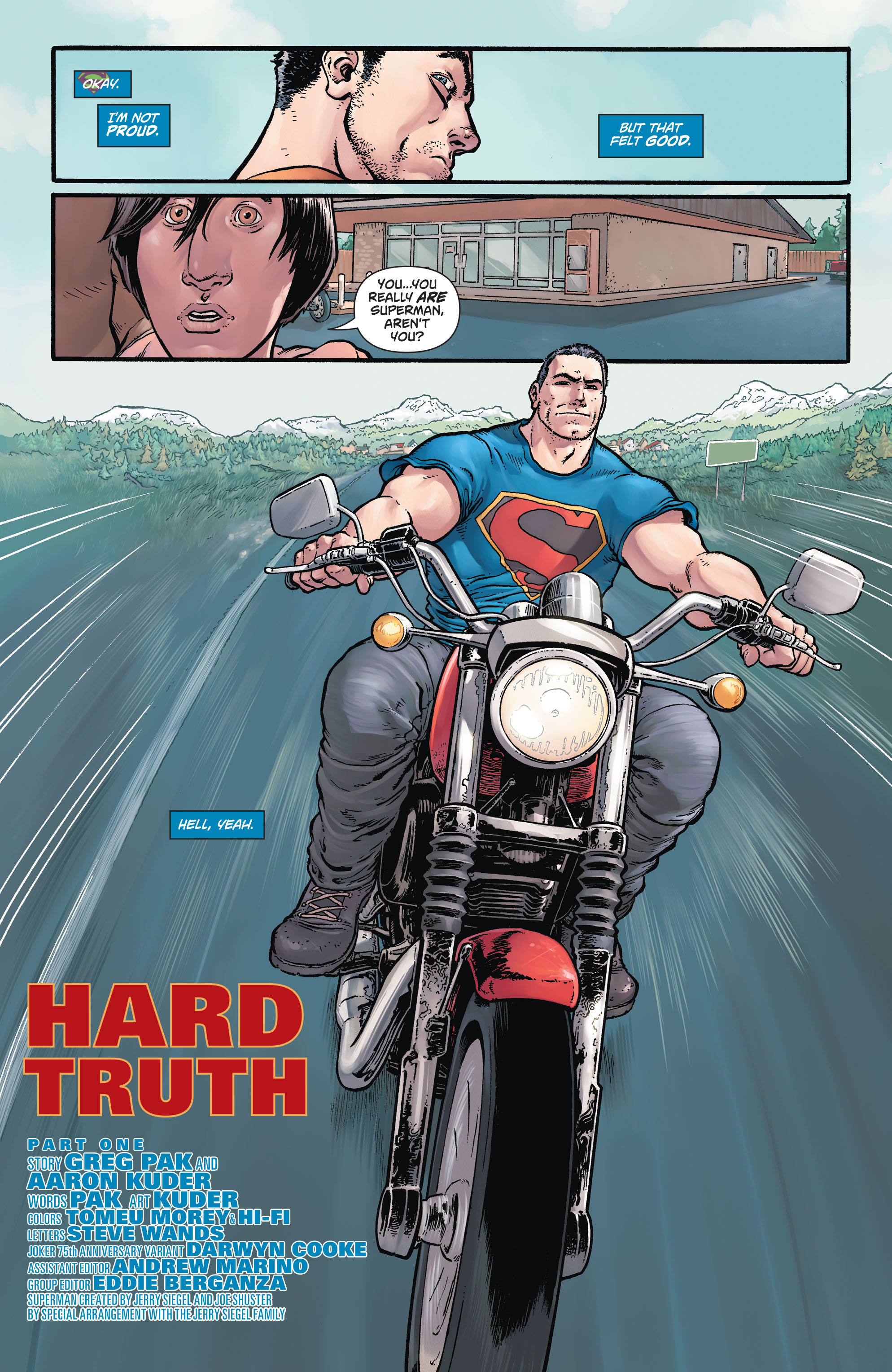 Read online Action Comics (2011) comic -  Issue #41 - 10