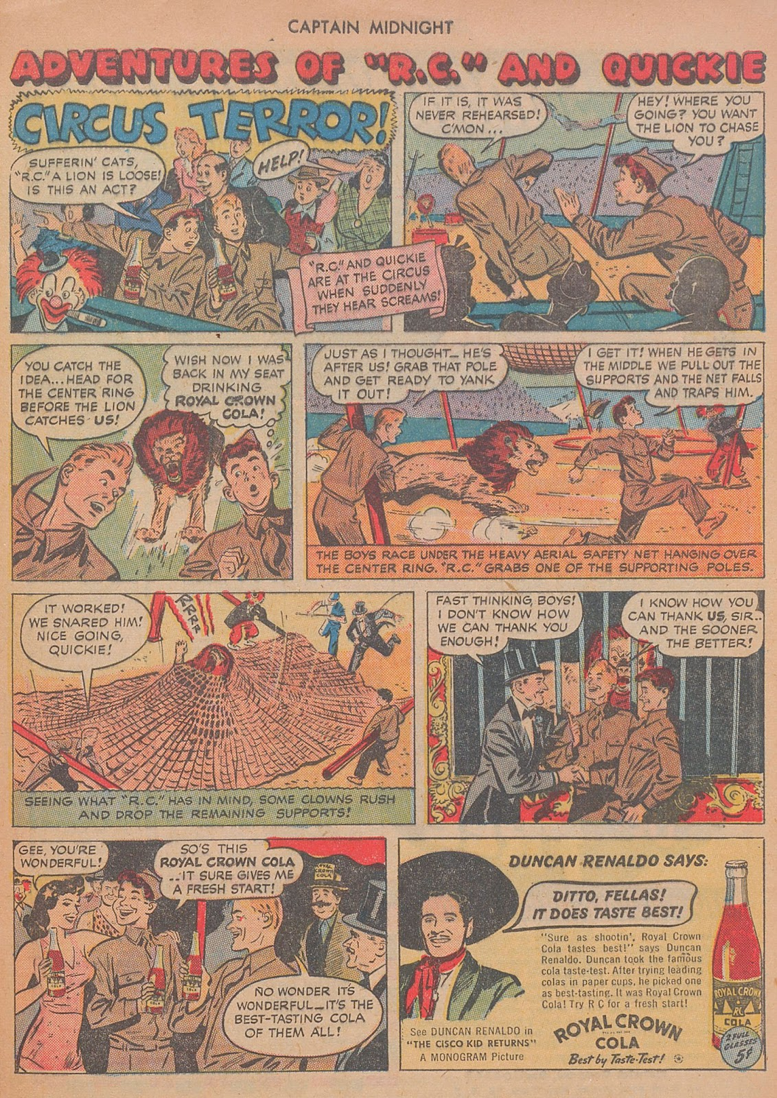 Captain Midnight (1942) issue 29 - Page 33
