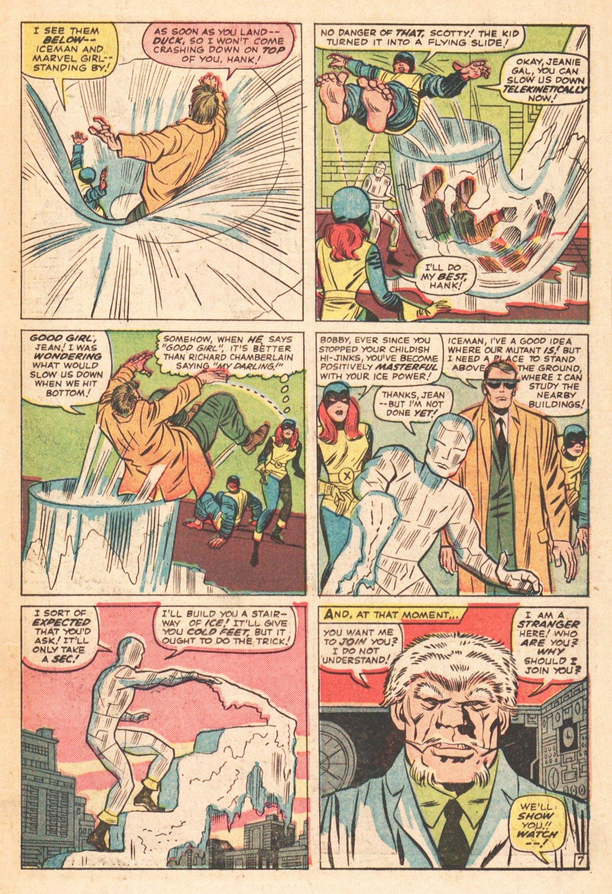 Read online Uncanny X-Men (1963) comic -  Issue # _Annual 1 - 34