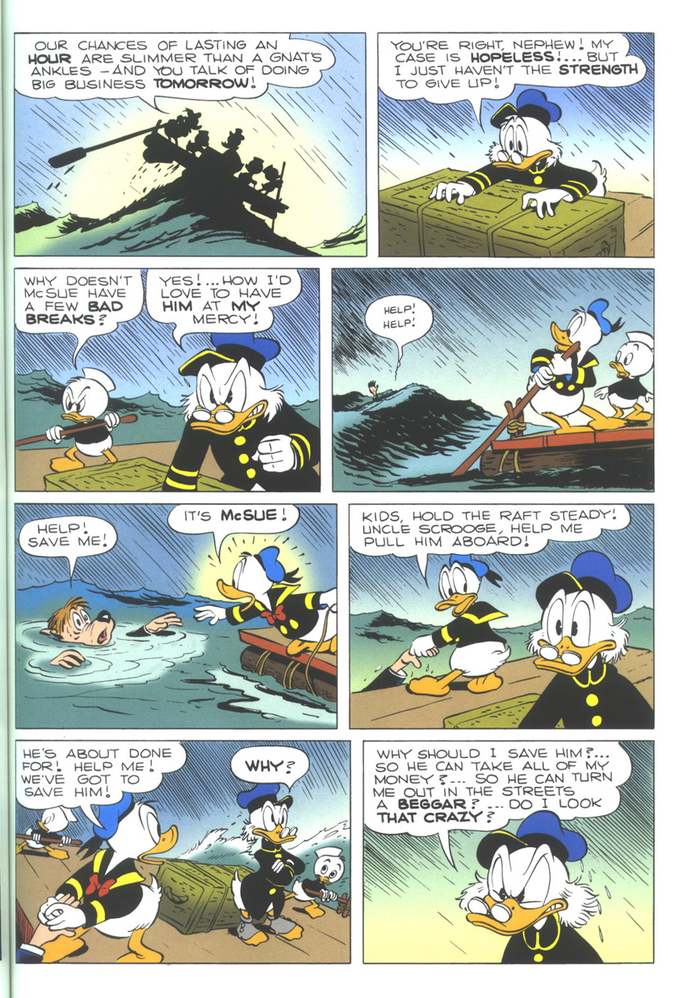 Read online Uncle Scrooge (1953) comic -  Issue #338 - 21