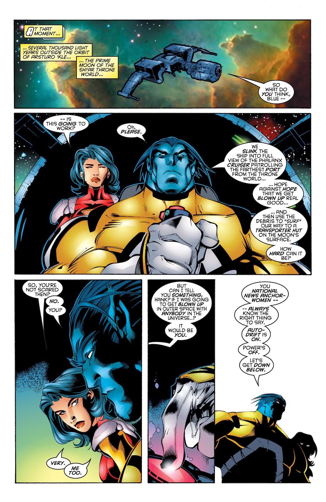 Uncanny X-Men (1963) issue 343 - Page 16