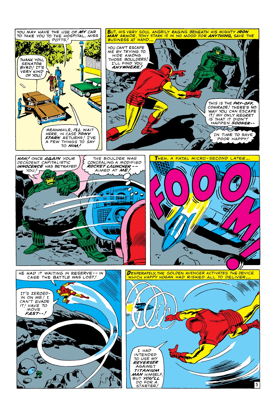 Tales of Suspense (1959) issue 71 - Page 6