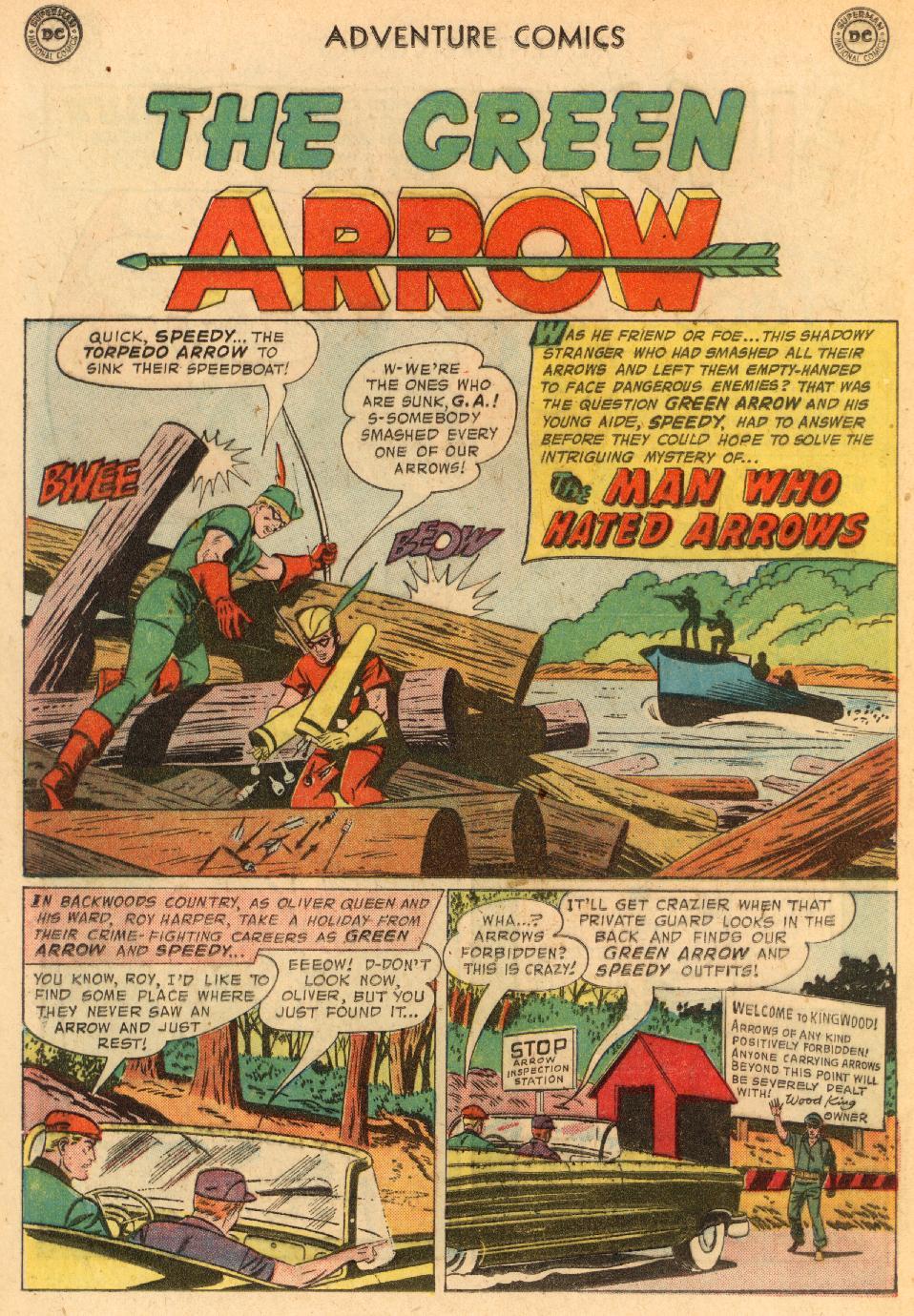 Read online Adventure Comics (1938) comic -  Issue #249 - 18