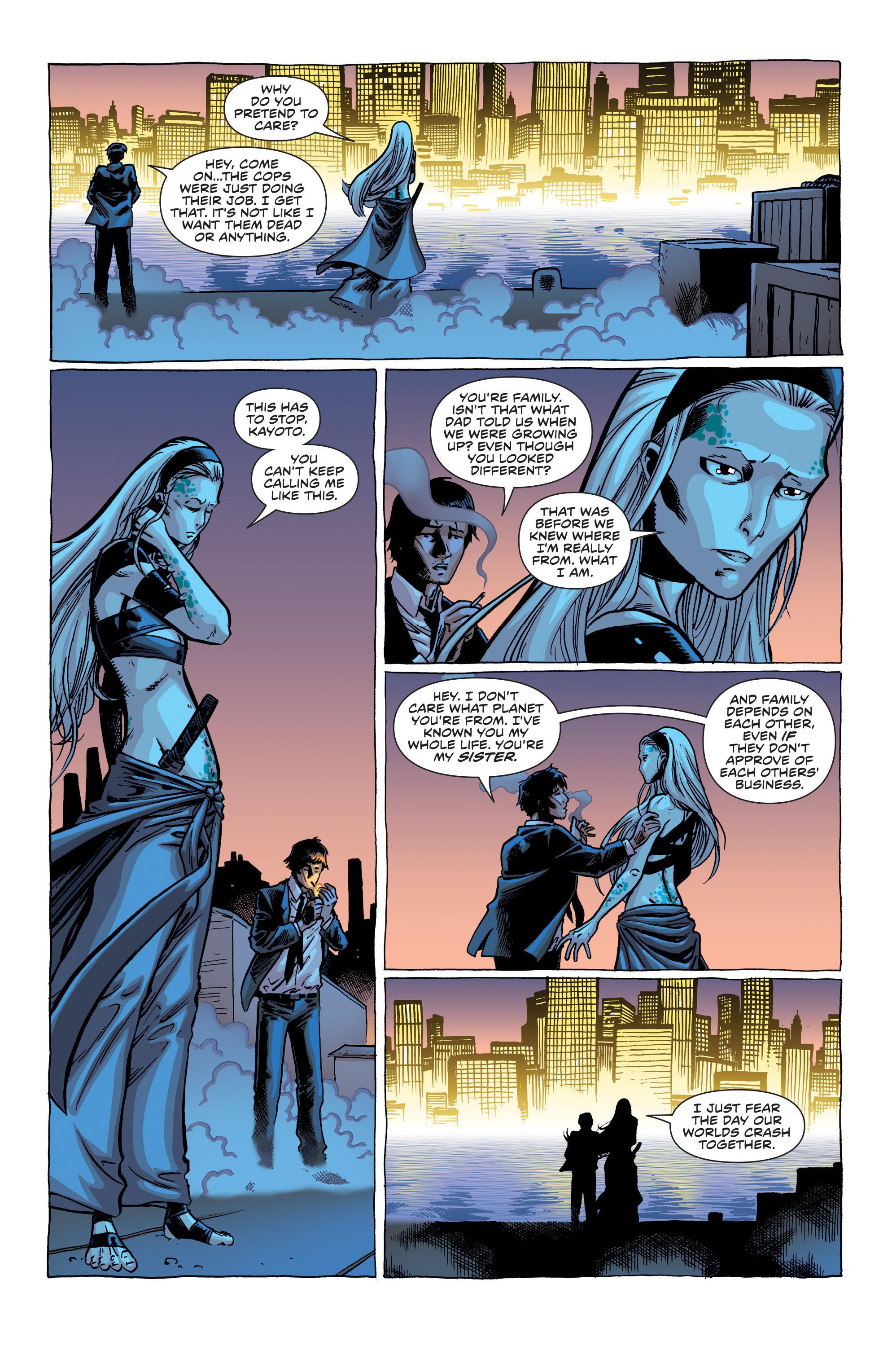 Read online Secret Identities comic -  Issue # _TPB - 21