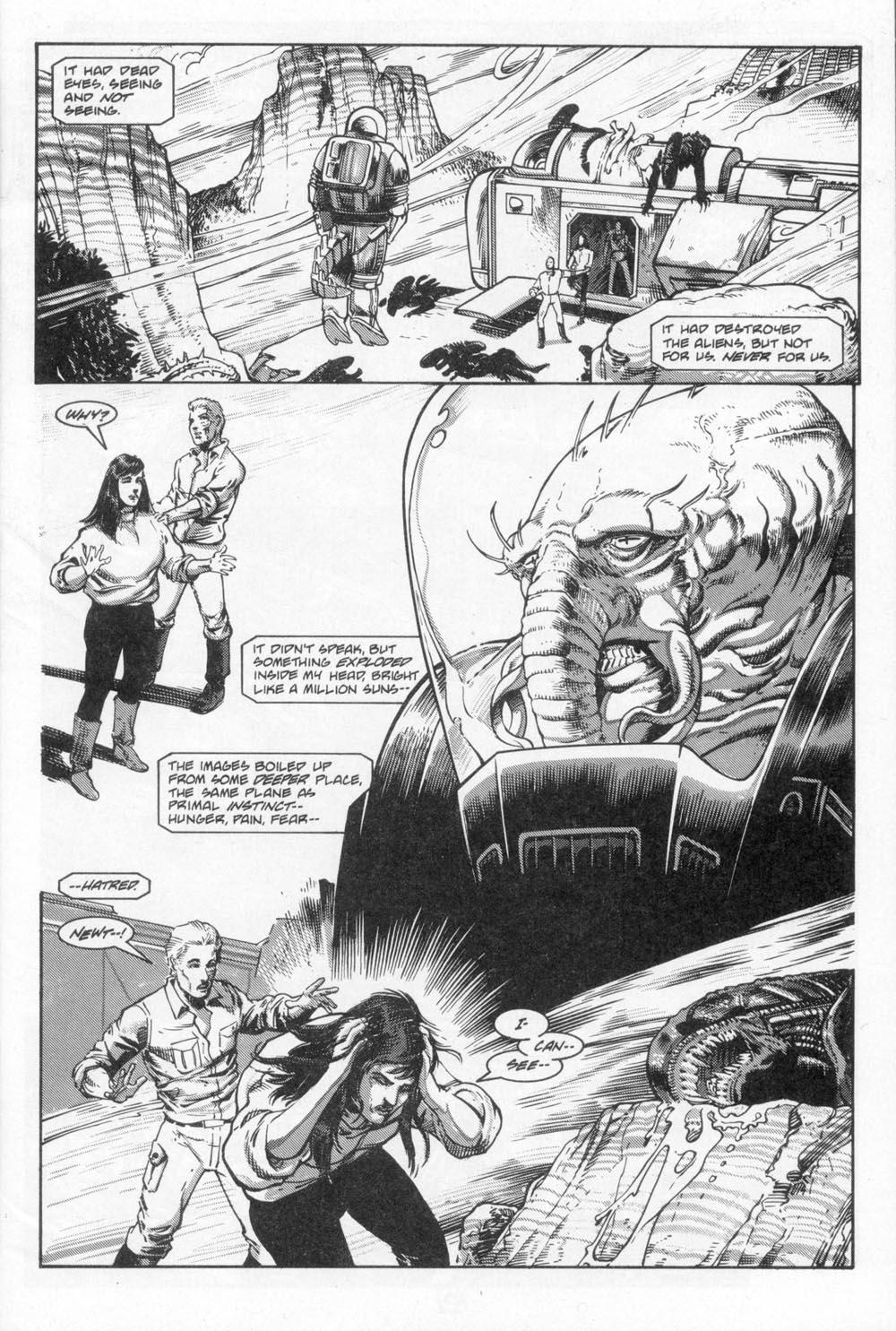 Read online Aliens (1988) comic -  Issue #6 - 3