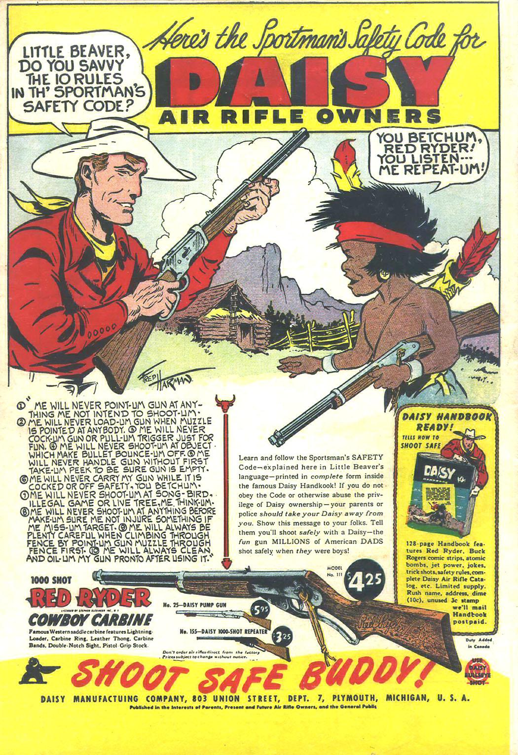 Read online Wonder Woman (1942) comic -  Issue #22 - 52
