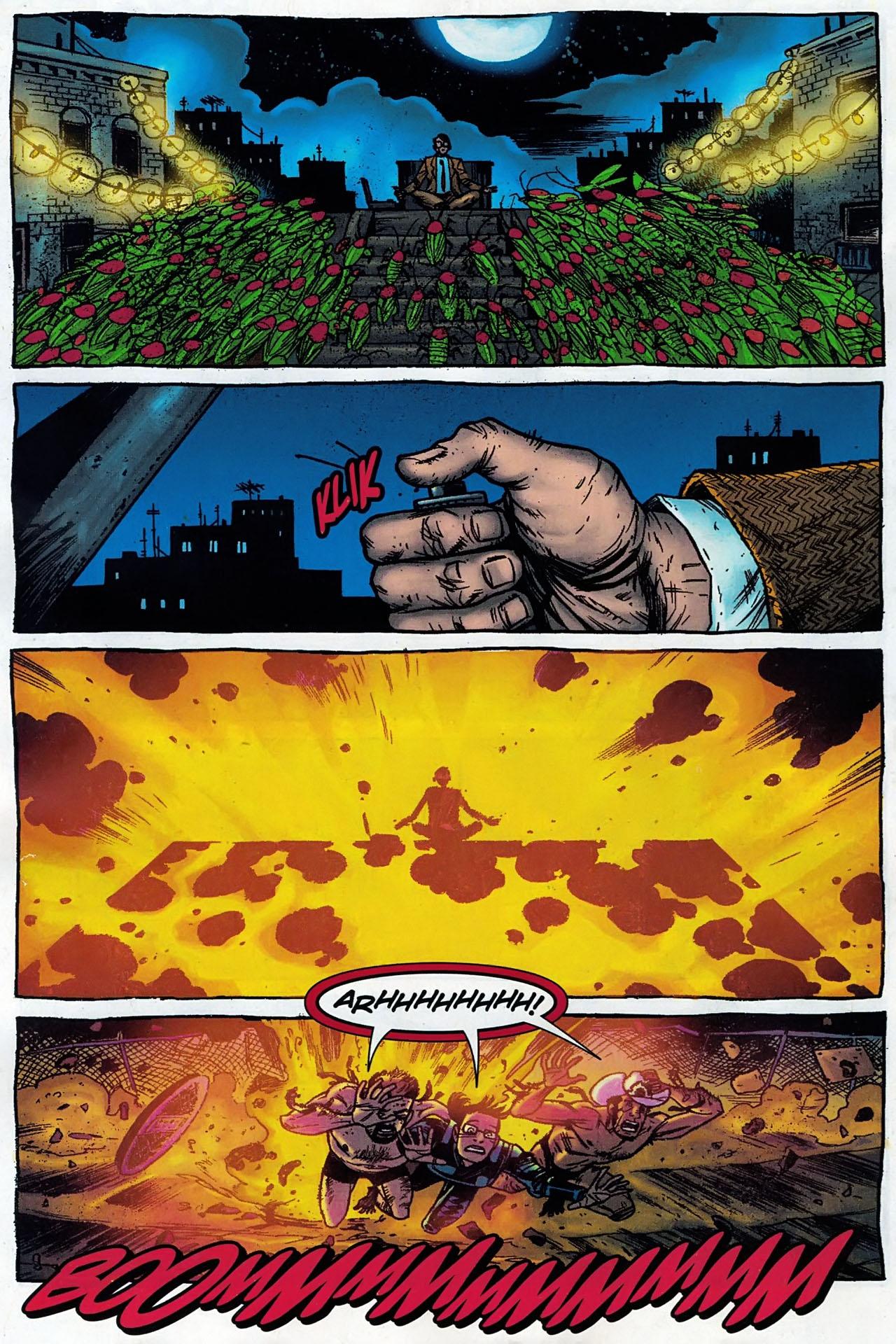 Read online The Exterminators comic -  Issue #30 - 21