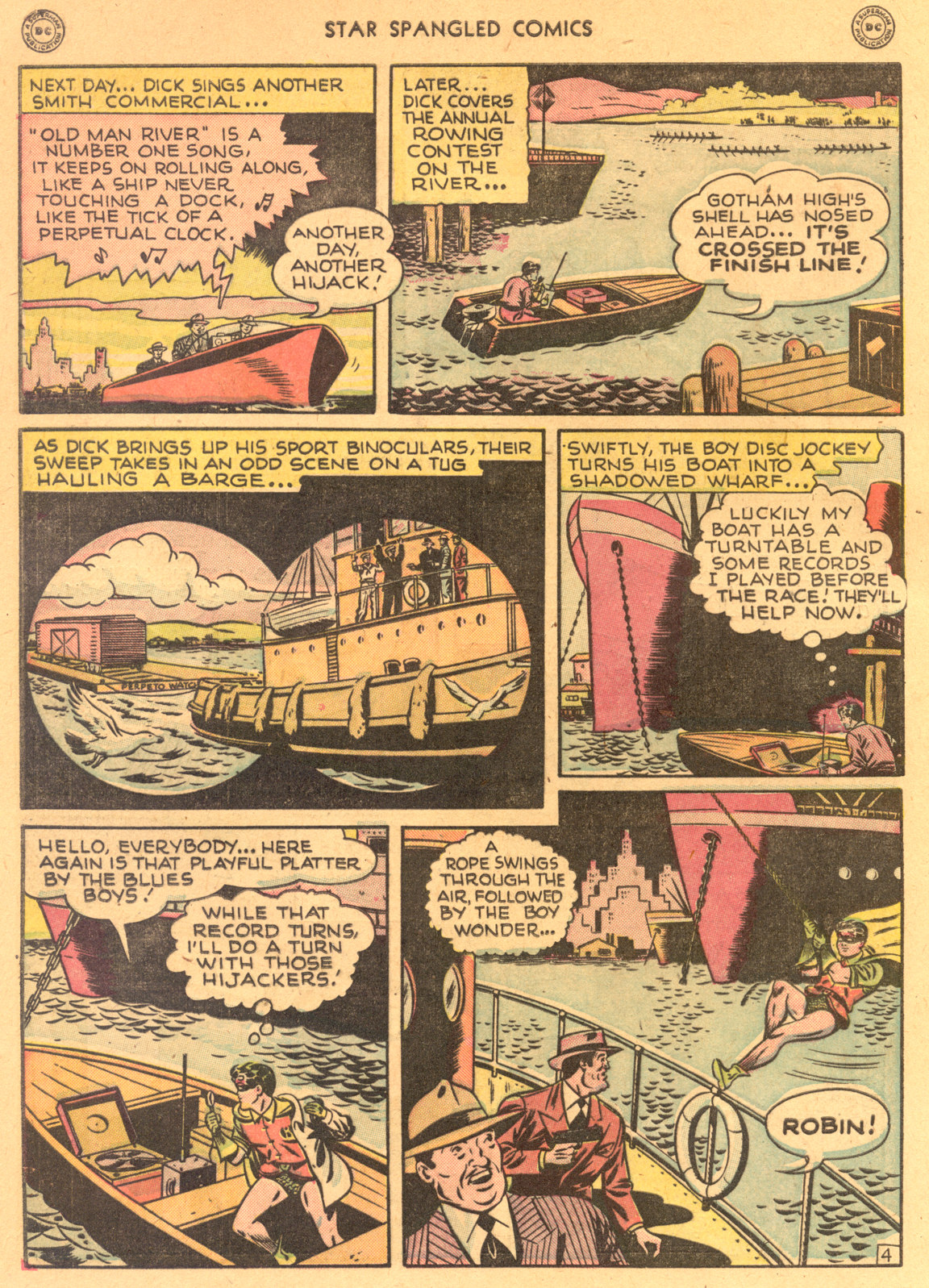 Star Spangled Comics (1941) issue 80 - Page 6