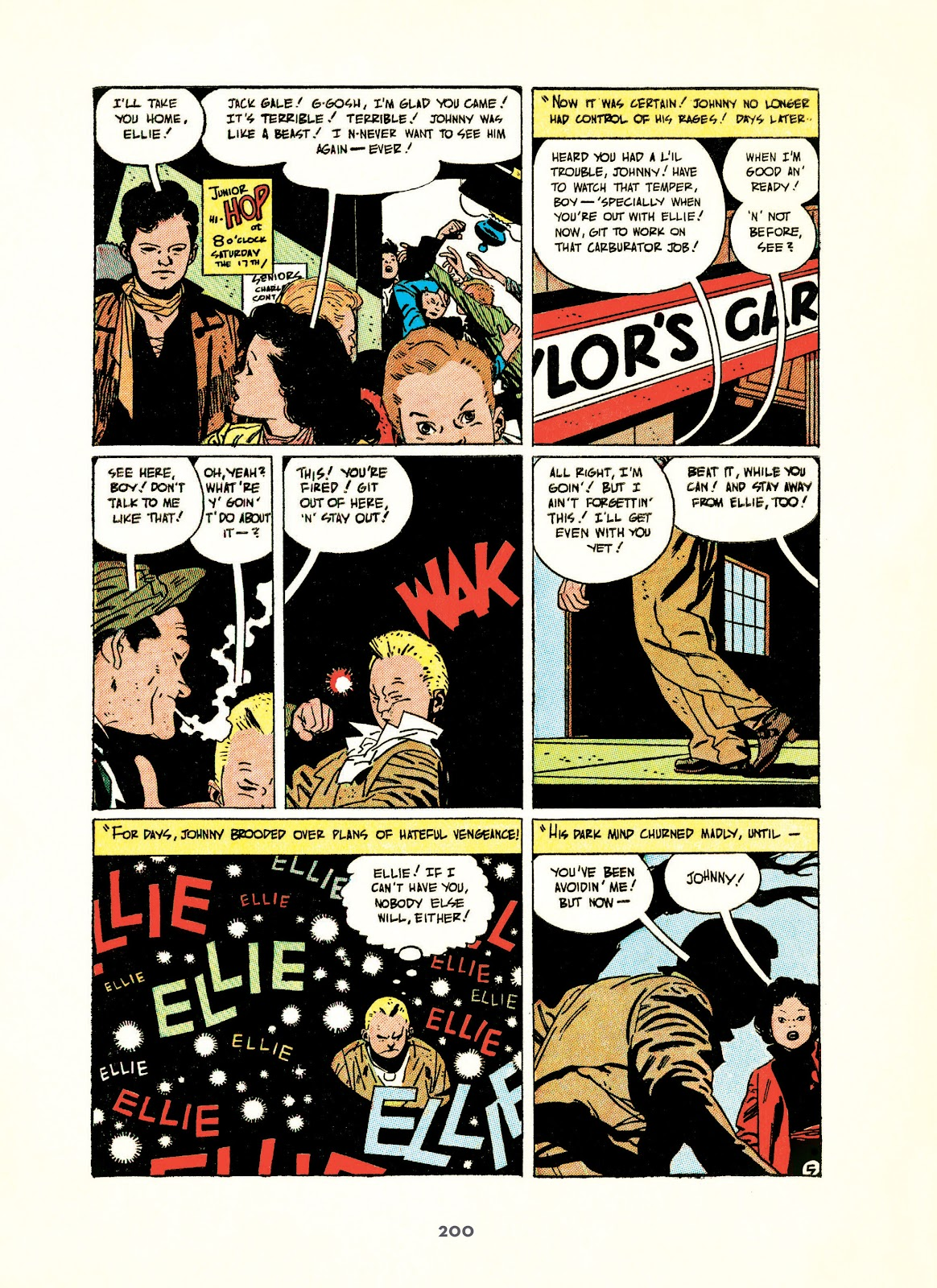 Read online Setting the Standard: Comics by Alex Toth 1952-1954 comic -  Issue # TPB (Part 3) - 1