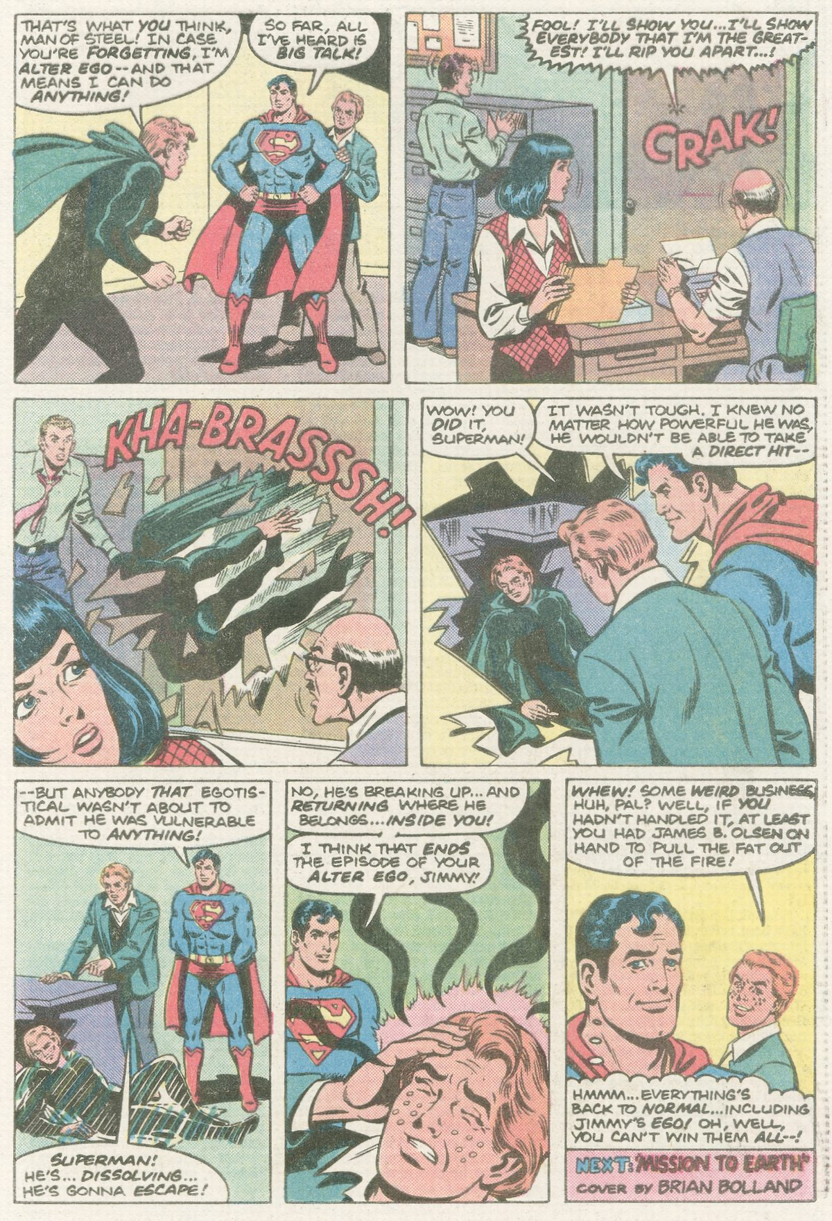 Read online Action Comics (1938) comic -  Issue #570 - 17