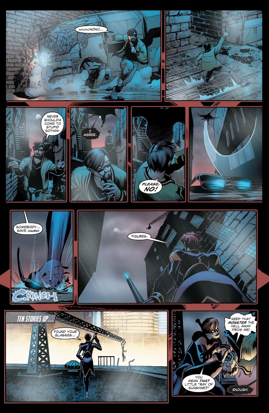 Read online Smallville Season 11 [II] comic -  Issue # TPB 2 - 14