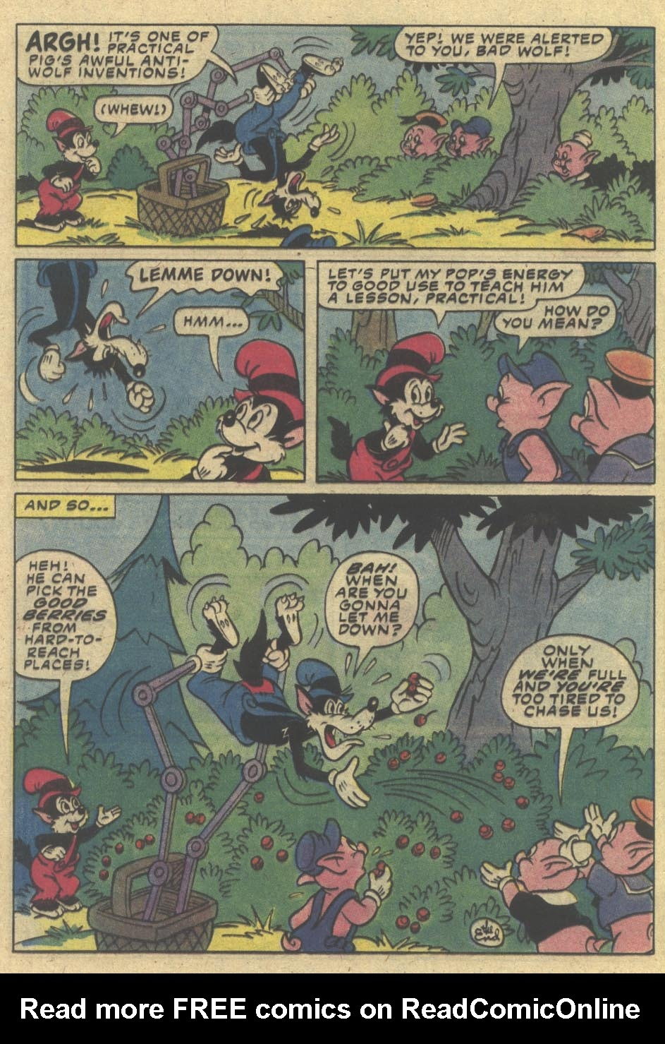 Walt Disney's Comics and Stories issue 501 - Page 16
