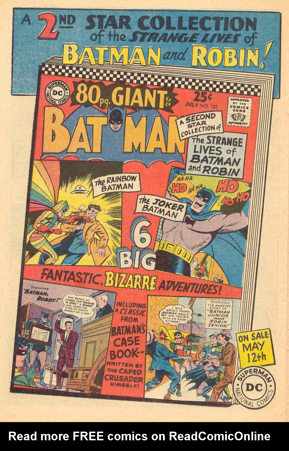 Read online Action Comics (1938) comic -  Issue #339 - 21