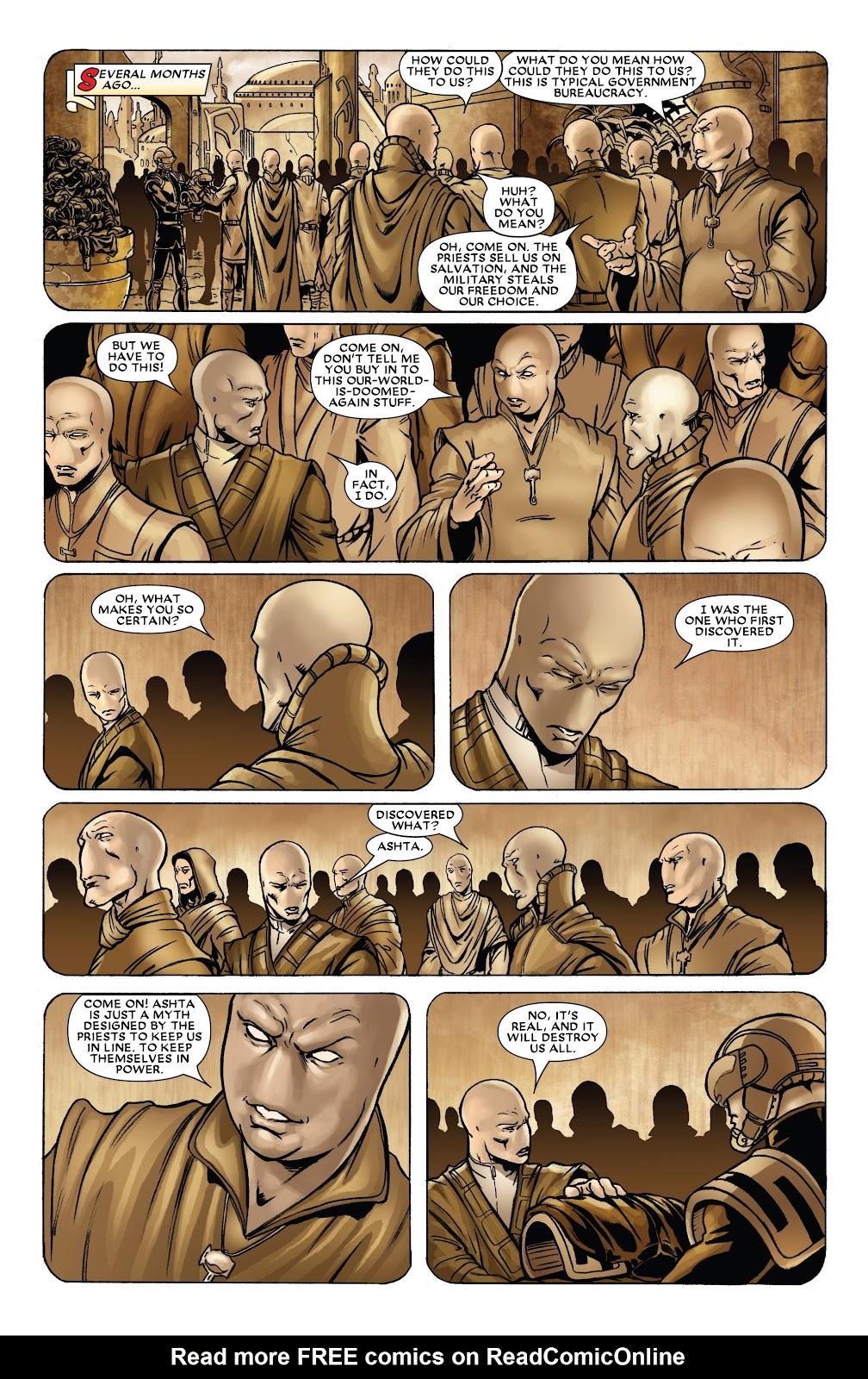 Read online Thor: Ragnaroks comic -  Issue # TPB (Part 4) - 16