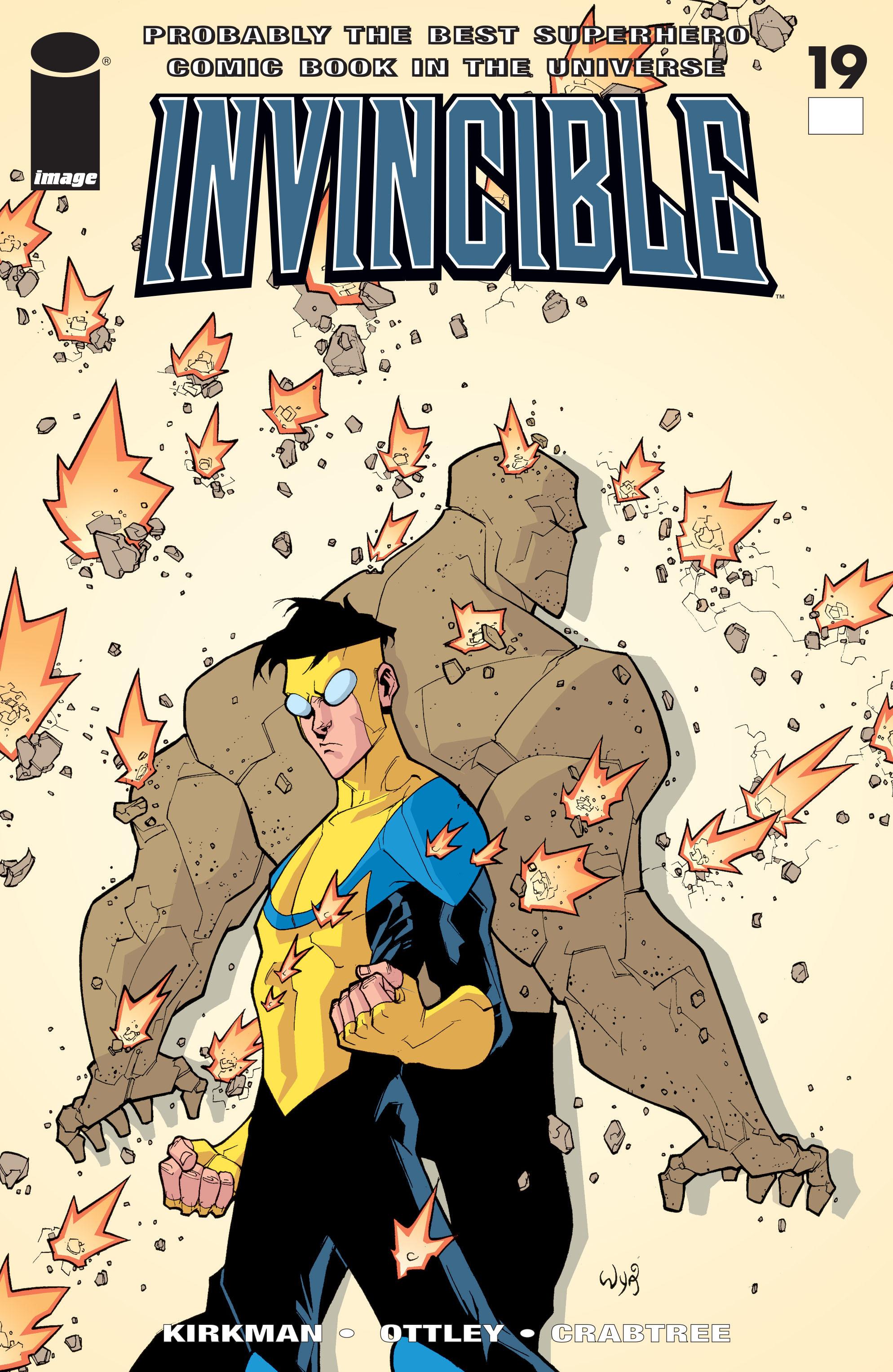 Invincible (2003) 19 Page 1