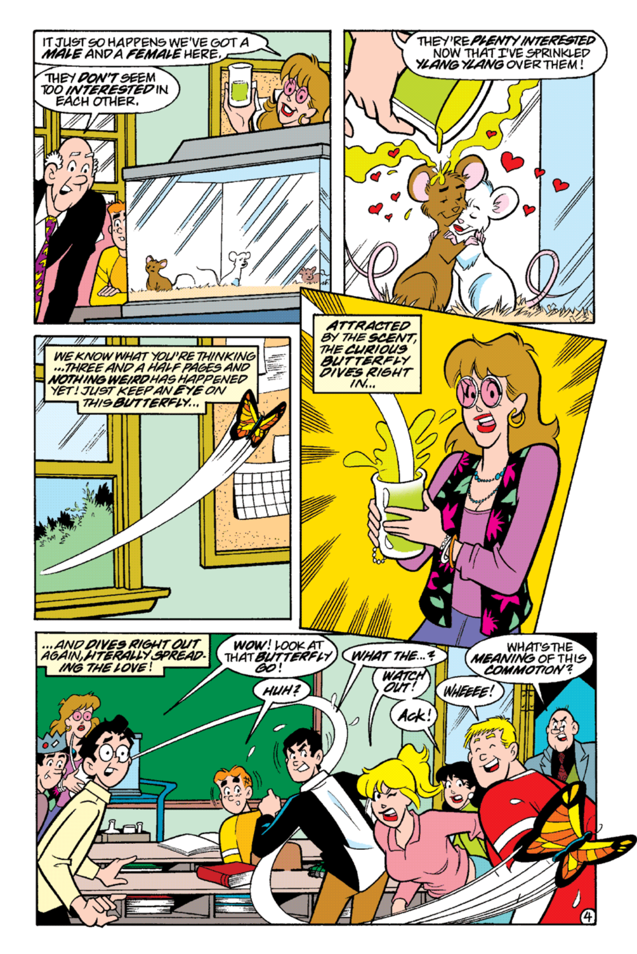 Read online Archie's Weird Mysteries comic -  Issue #19 - 6