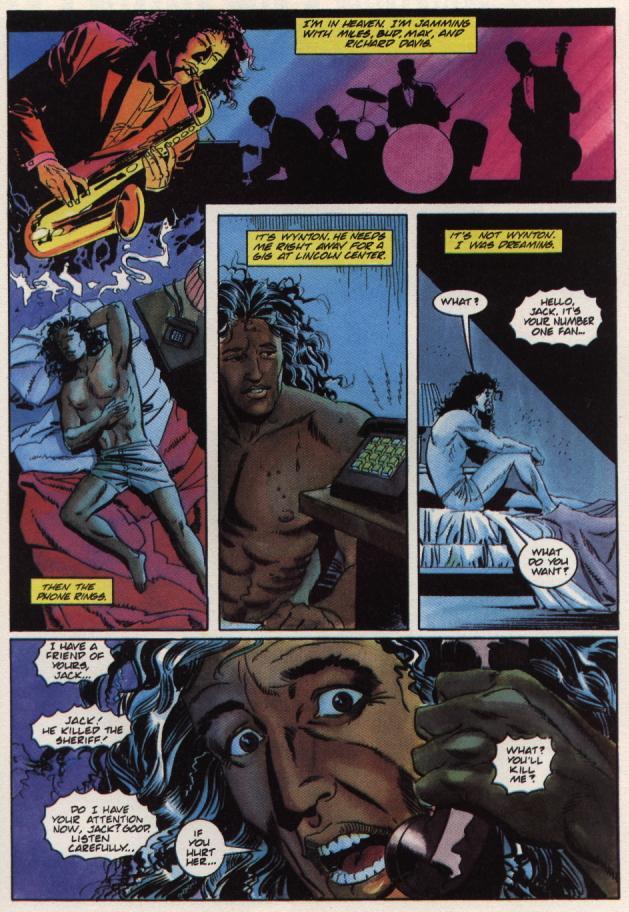 Read online Shadowman (1992) comic -  Issue #36 - 15