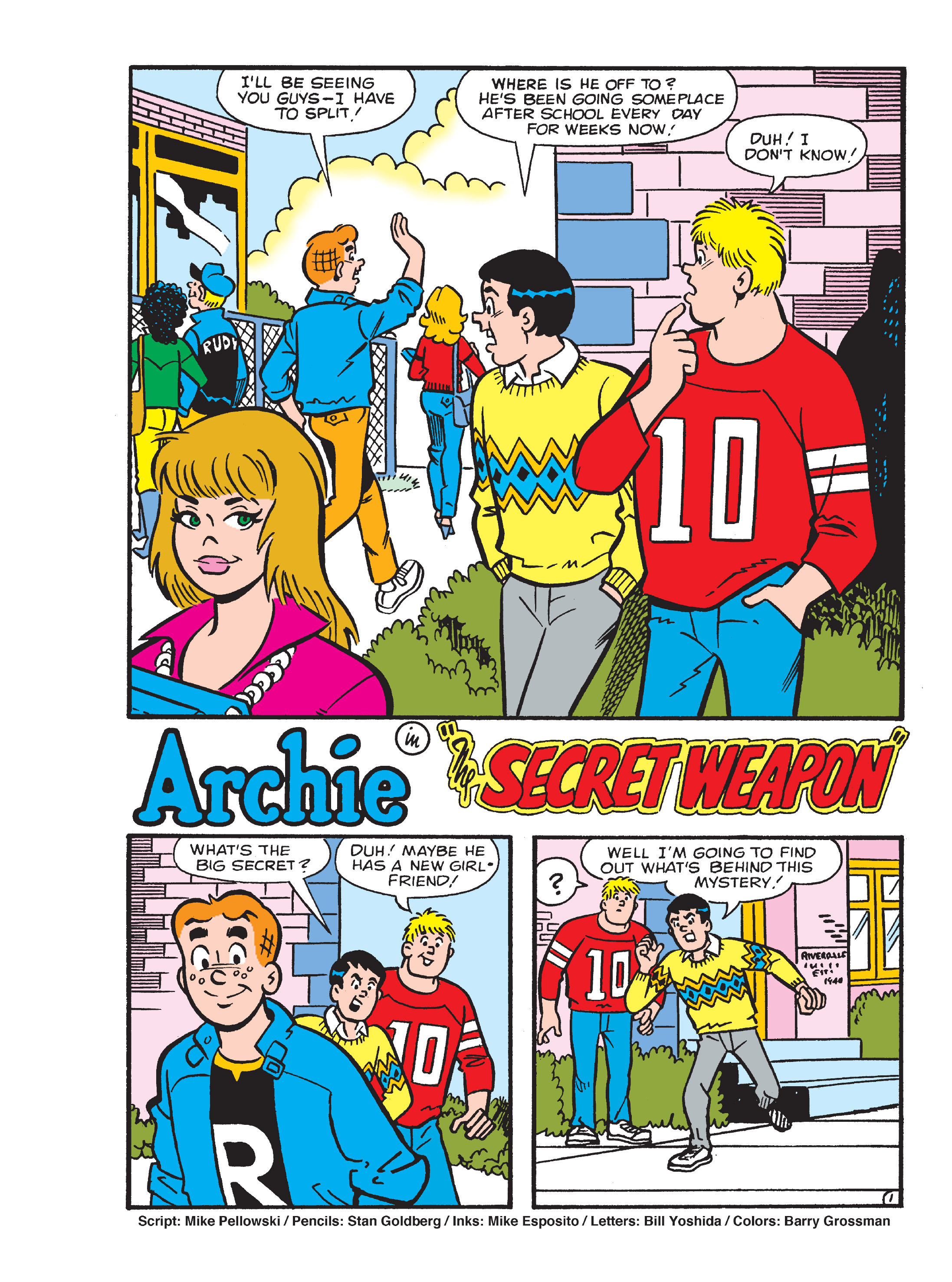 Read online Archie 1000 Page Comics Blowout! comic -  Issue # TPB (Part 4) - 14