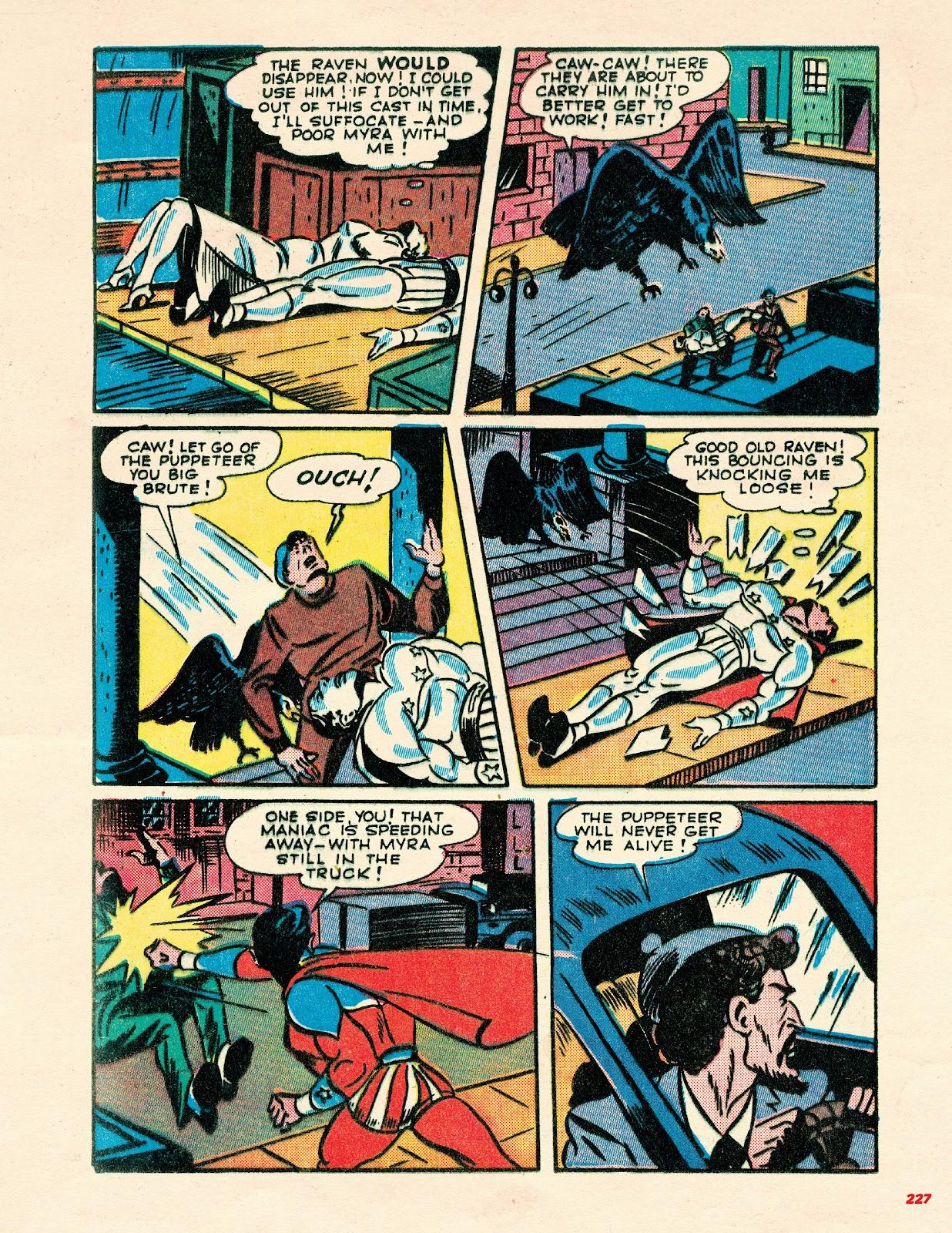 Read online Super Weird Heroes comic -  Issue # TPB 2 (Part 3) - 27