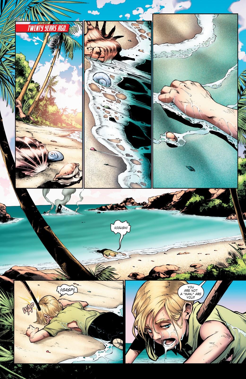Read online Smallville Season 11 [II] comic -  Issue # TPB 5 - 7