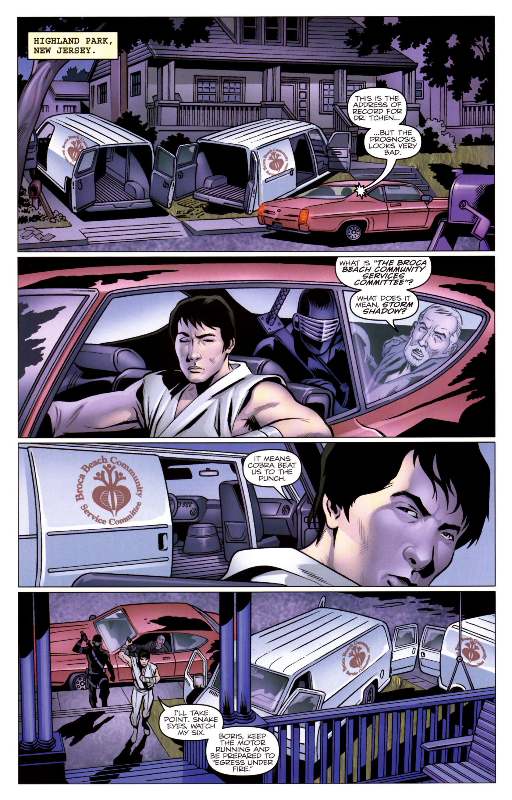 G.I. Joe: A Real American Hero 176 Page 10