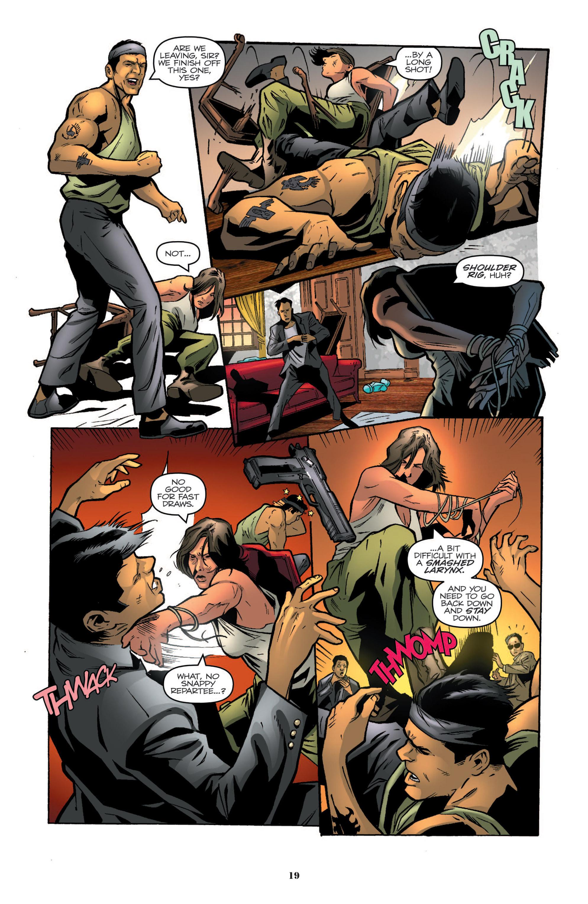 G.I. Joe: A Real American Hero 191 Page 20