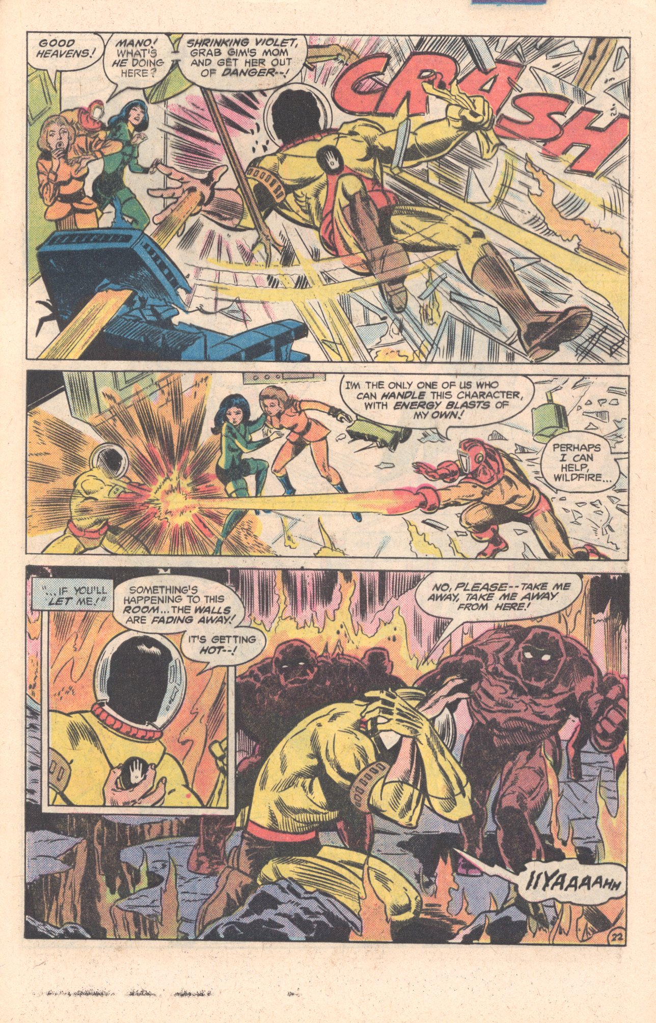 Legion of Super-Heroes (1980) 269 Page 23