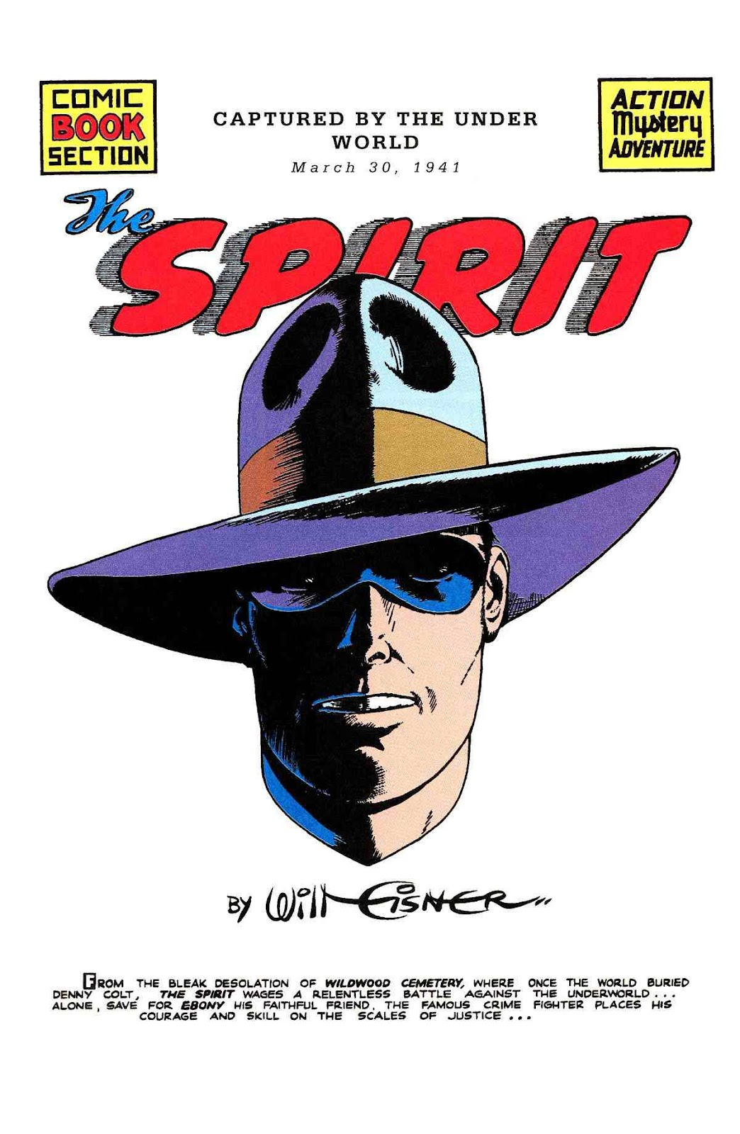 Read online Will Eisner's The Spirit Archives comic -  Issue # TPB 2 (Part 1) - 97