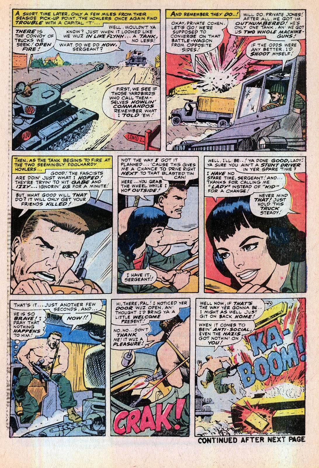 Sgt. Fury issue _Special_7 - Page 45