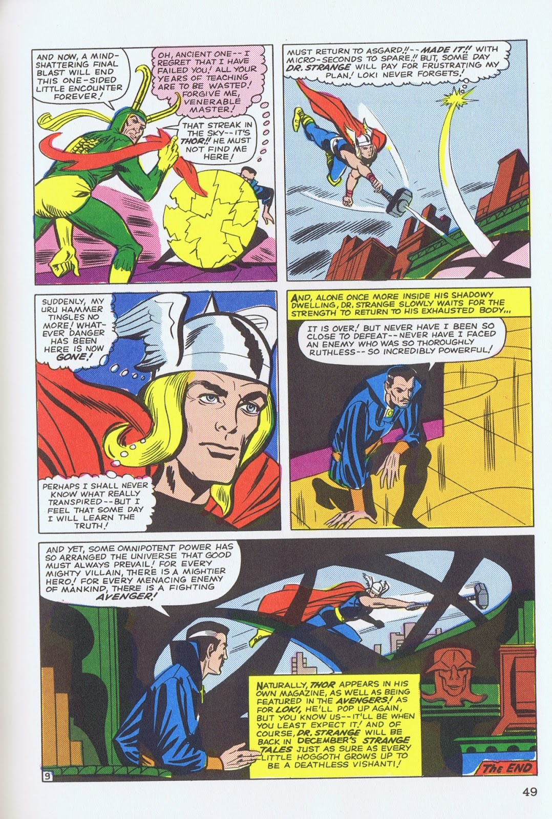Doctor Strange: Master of the Mystic Arts issue TPB - Page 47