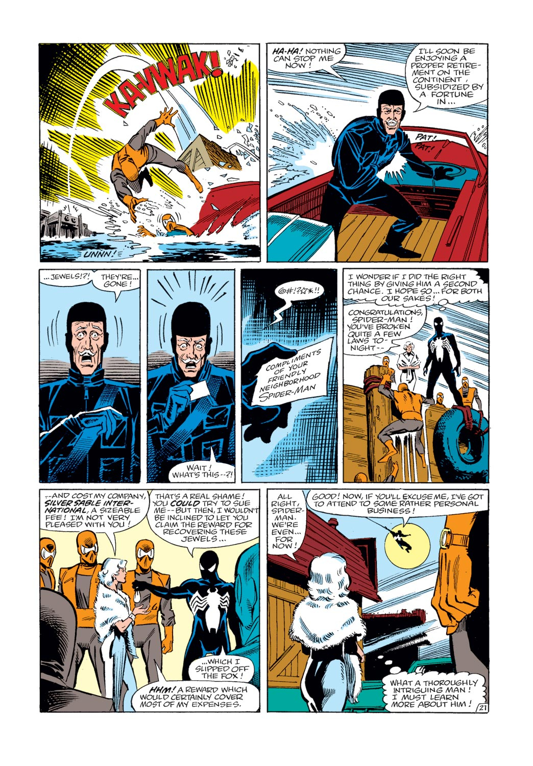 The Amazing Spider-Man (1963) 265 Page 21