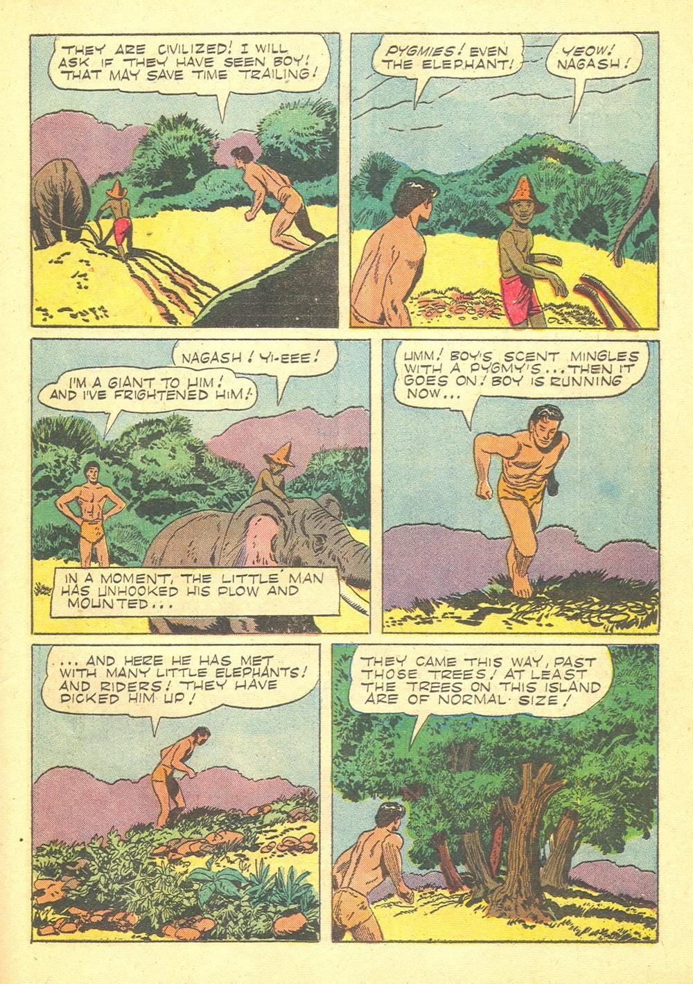 Tarzan (1948) issue 70 - Page 21