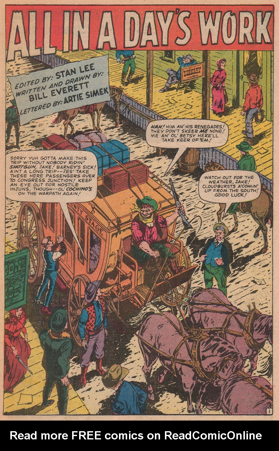 The Rawhide Kid (1955) issue 88 - Page 23
