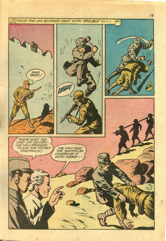 Read online Super-Magician Comics comic -  Issue #14 - 19