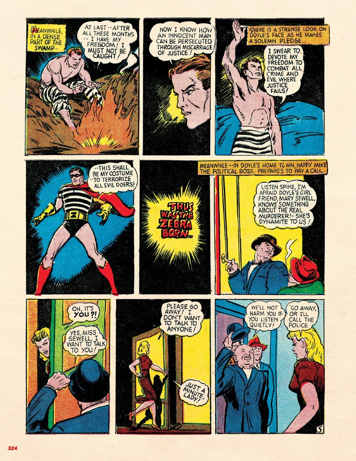Read online Super Weird Heroes comic -  Issue # TPB 2 (Part 3) - 124