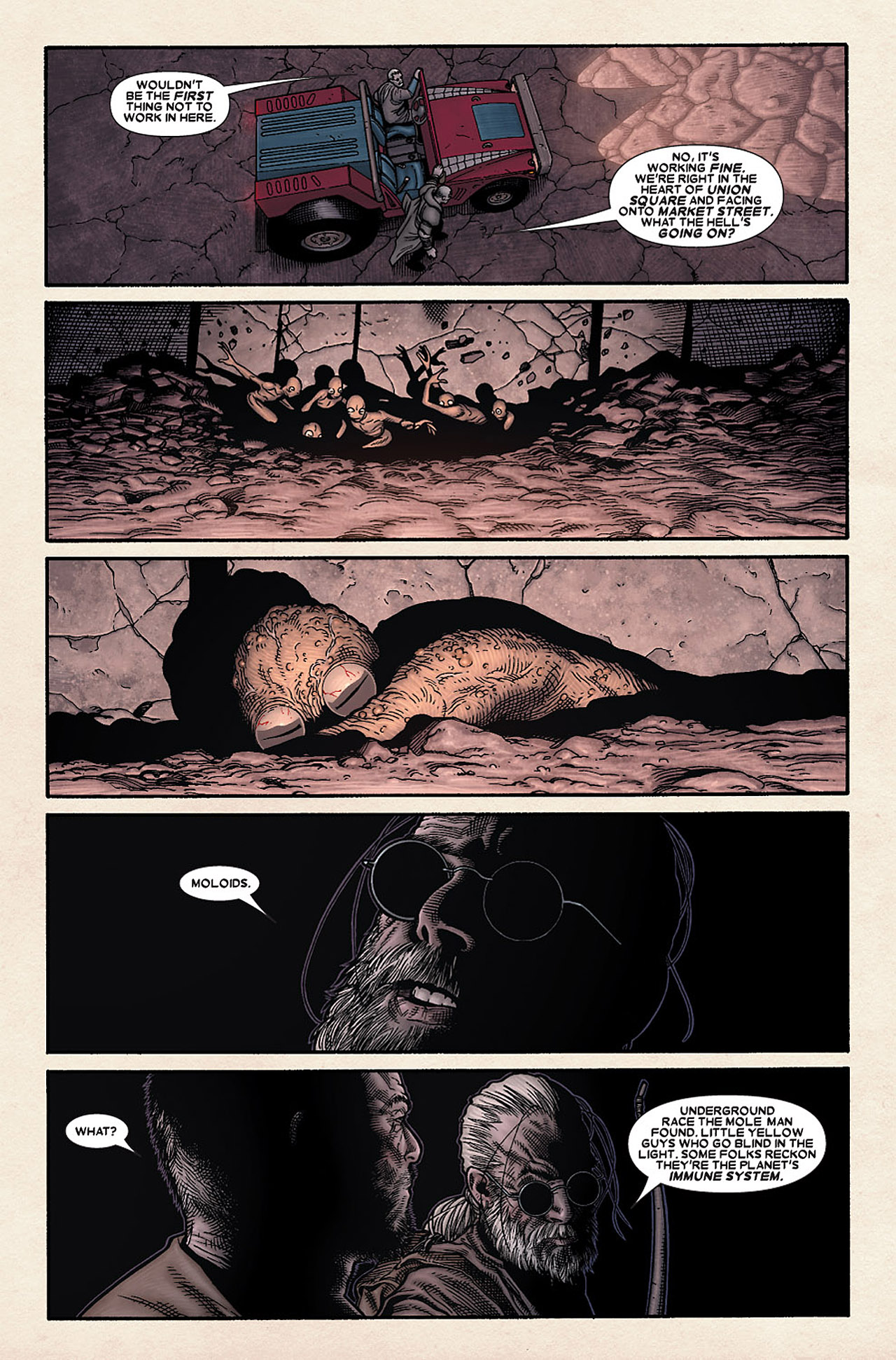 Read online Wolverine: Old Man Logan comic -  Issue # Full - 32