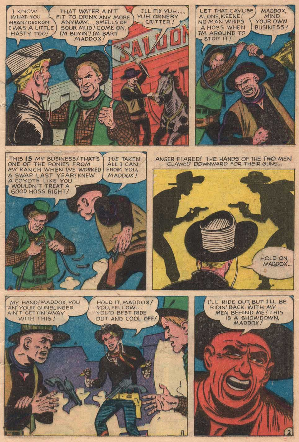 Read online Two-Gun Kid comic -  Issue #38 - 17