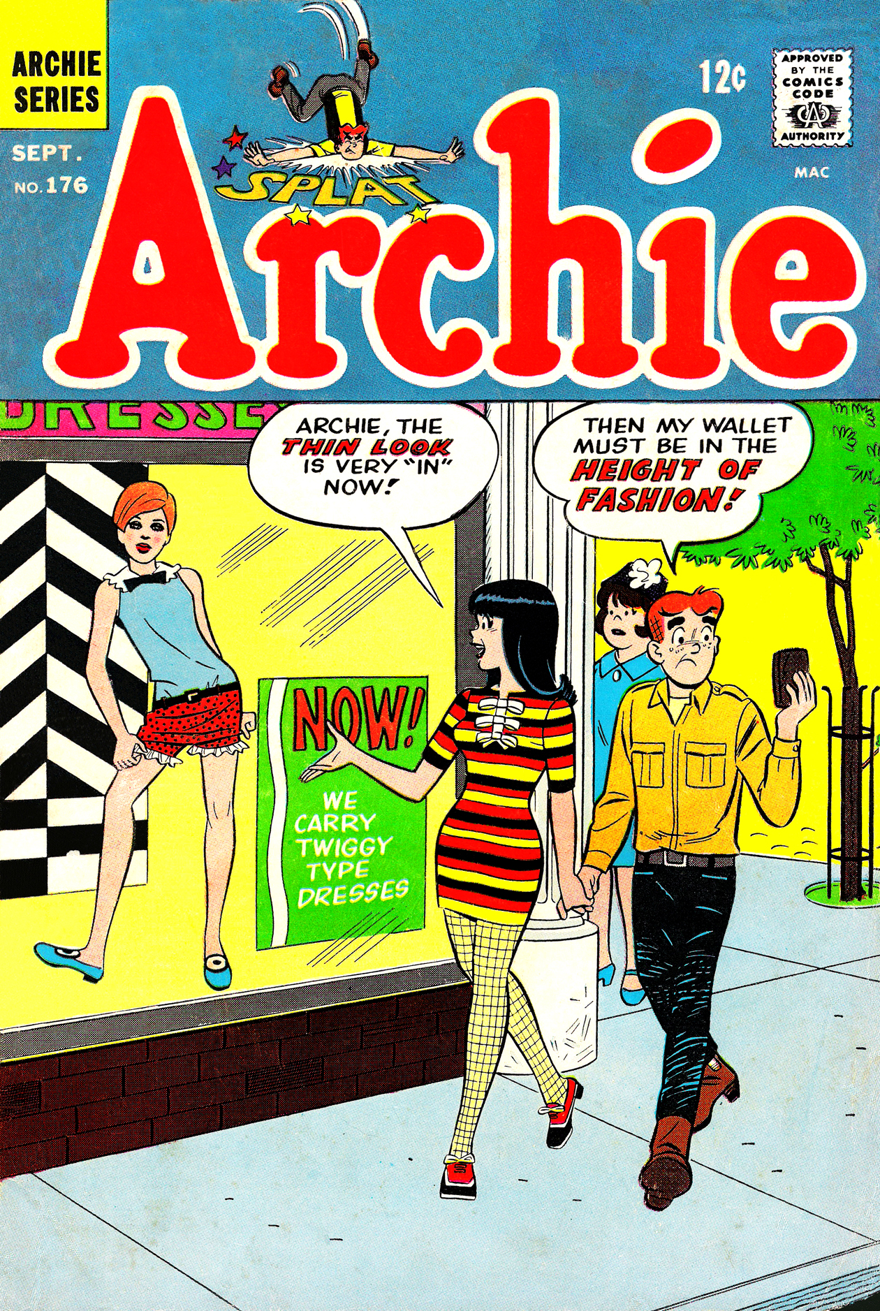 Read online Archie (1960) comic -  Issue #176 - 1