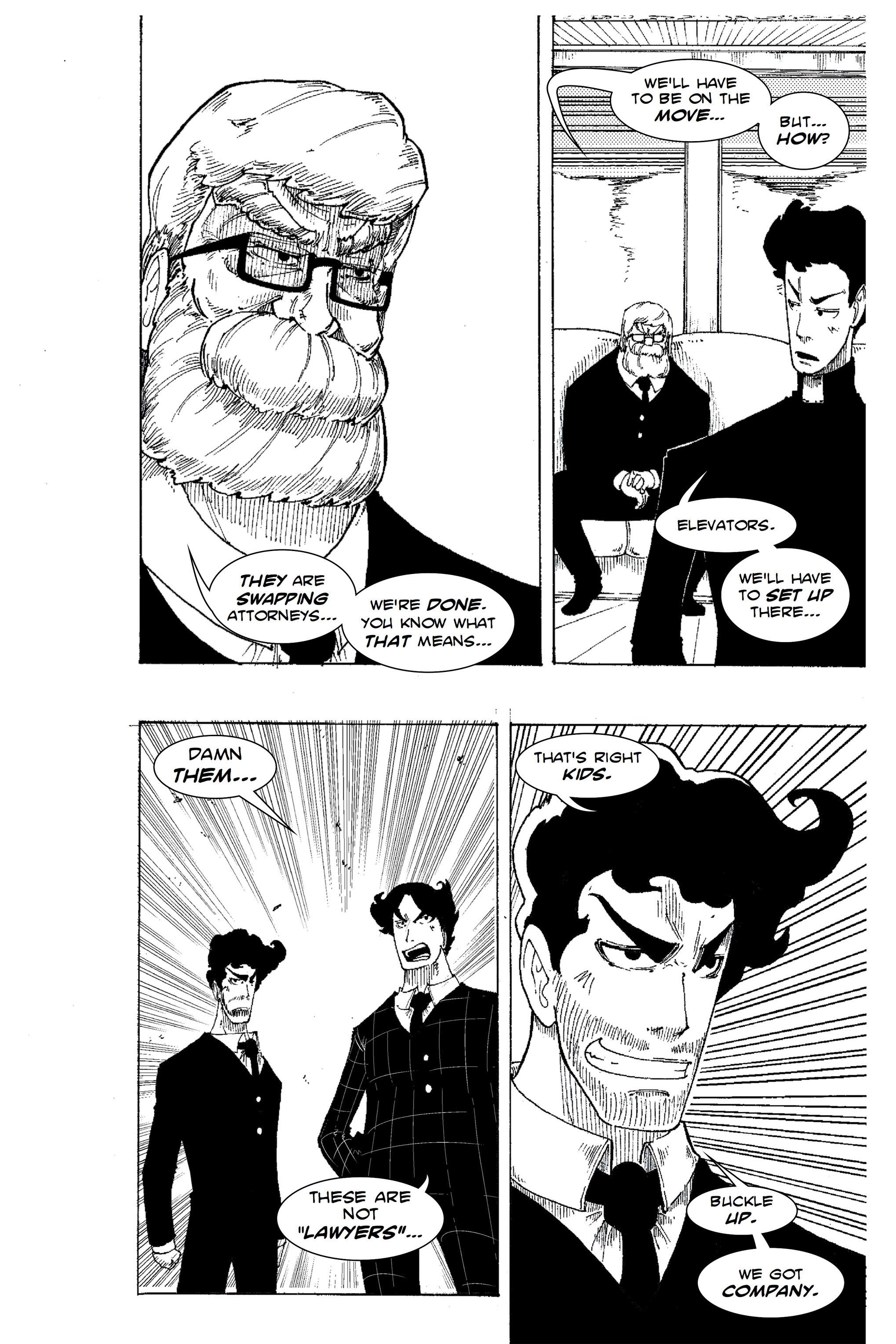 Read online Silvertongue 30xx Vol. 1 comic -  Issue # Full - 36